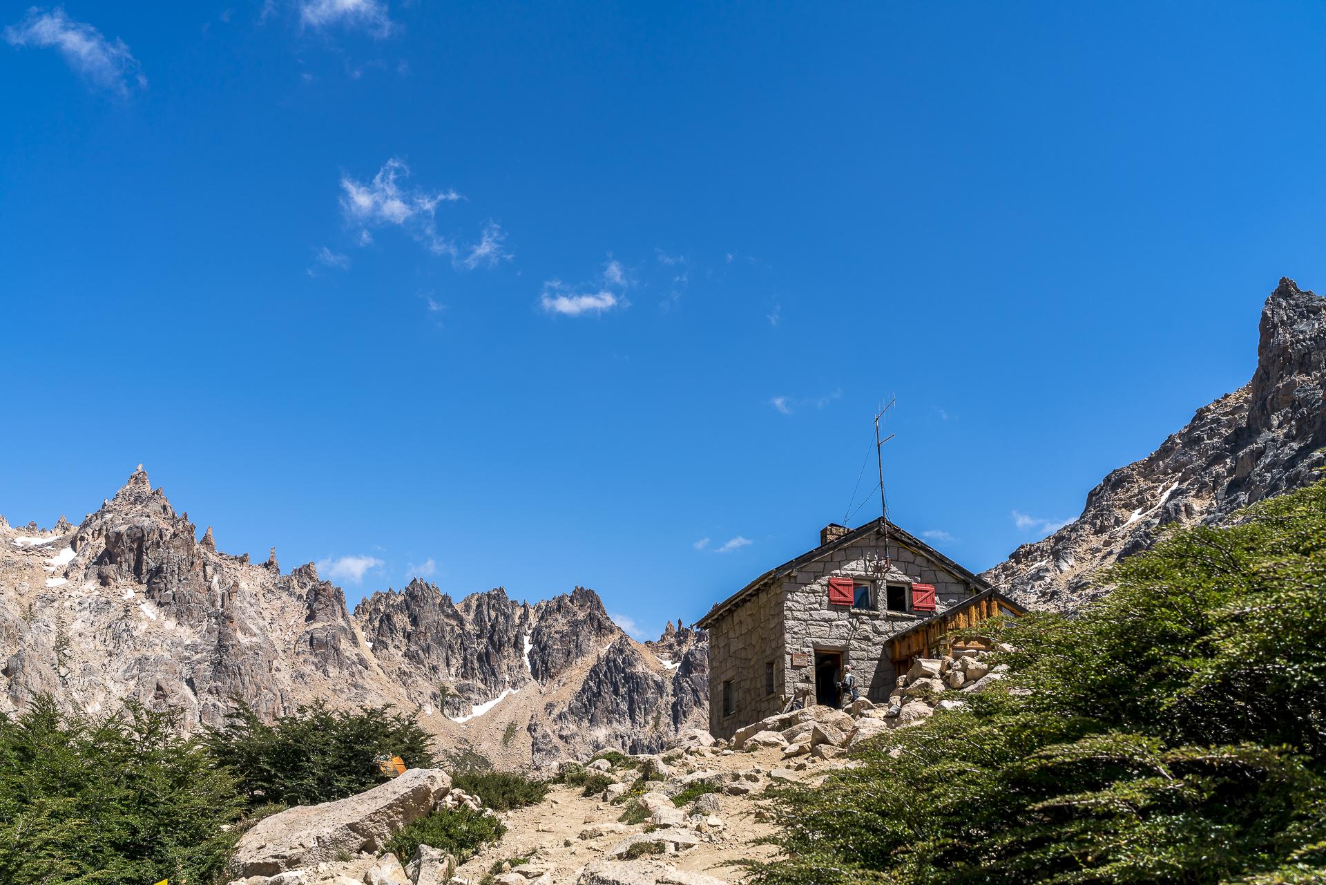 Refugio Frey Villa Catedral