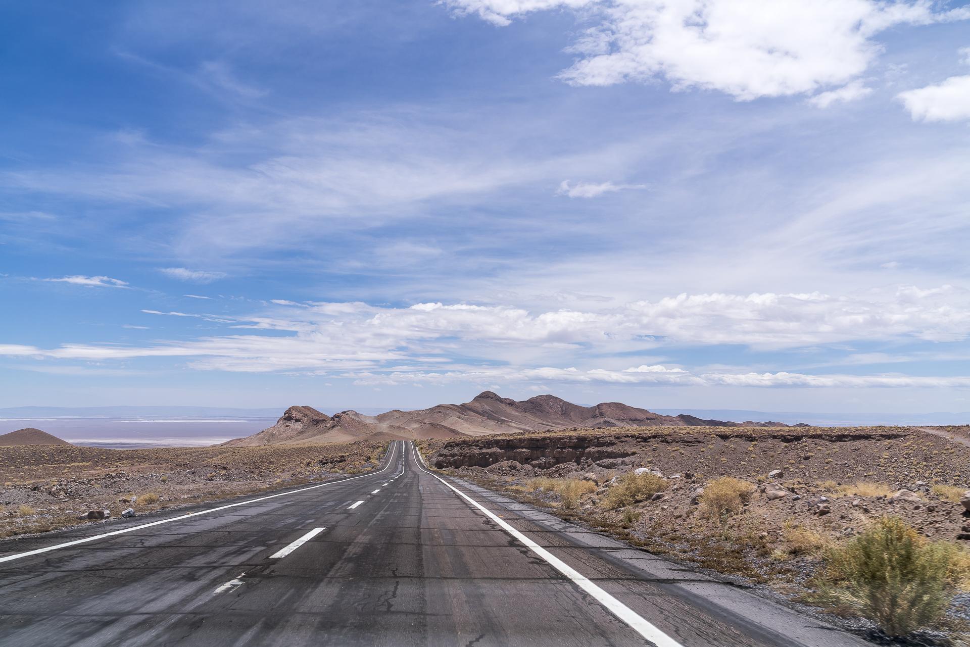 Salar de Atacama Roadtrip