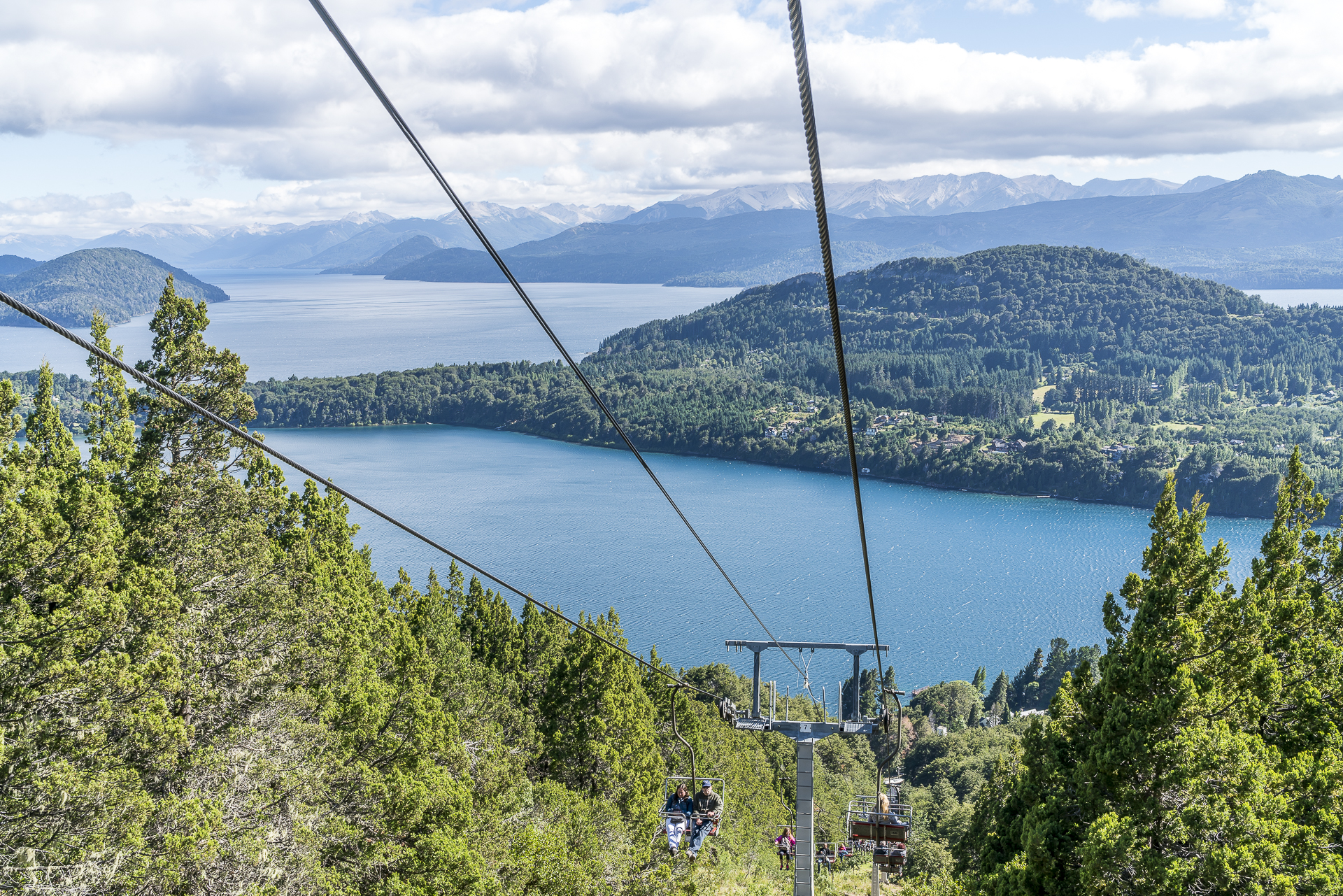 Seilbahn Cerro Campanario Bariloche