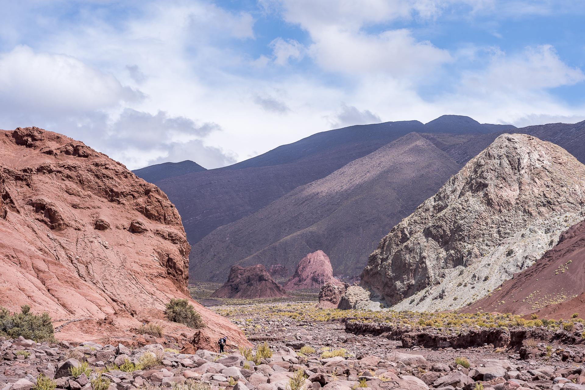 Valle Arcoiris Atacama