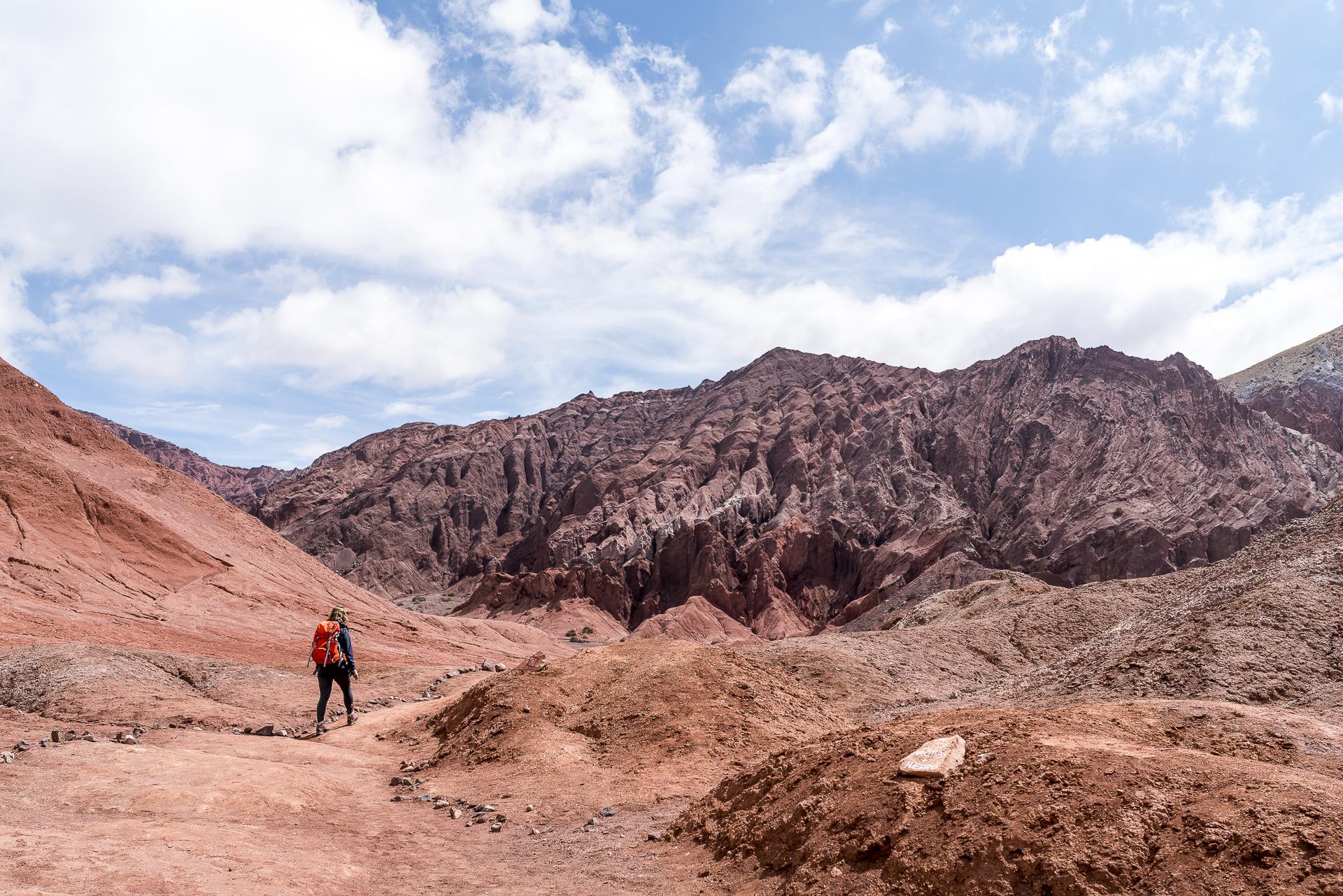 Valle Arcoiris San Pedro de Atacama