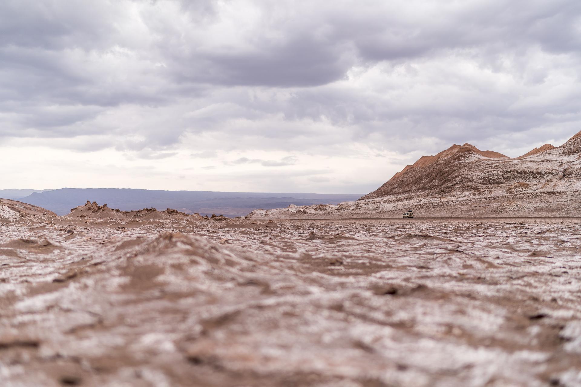Valle de la Lunar Salar de Atacama