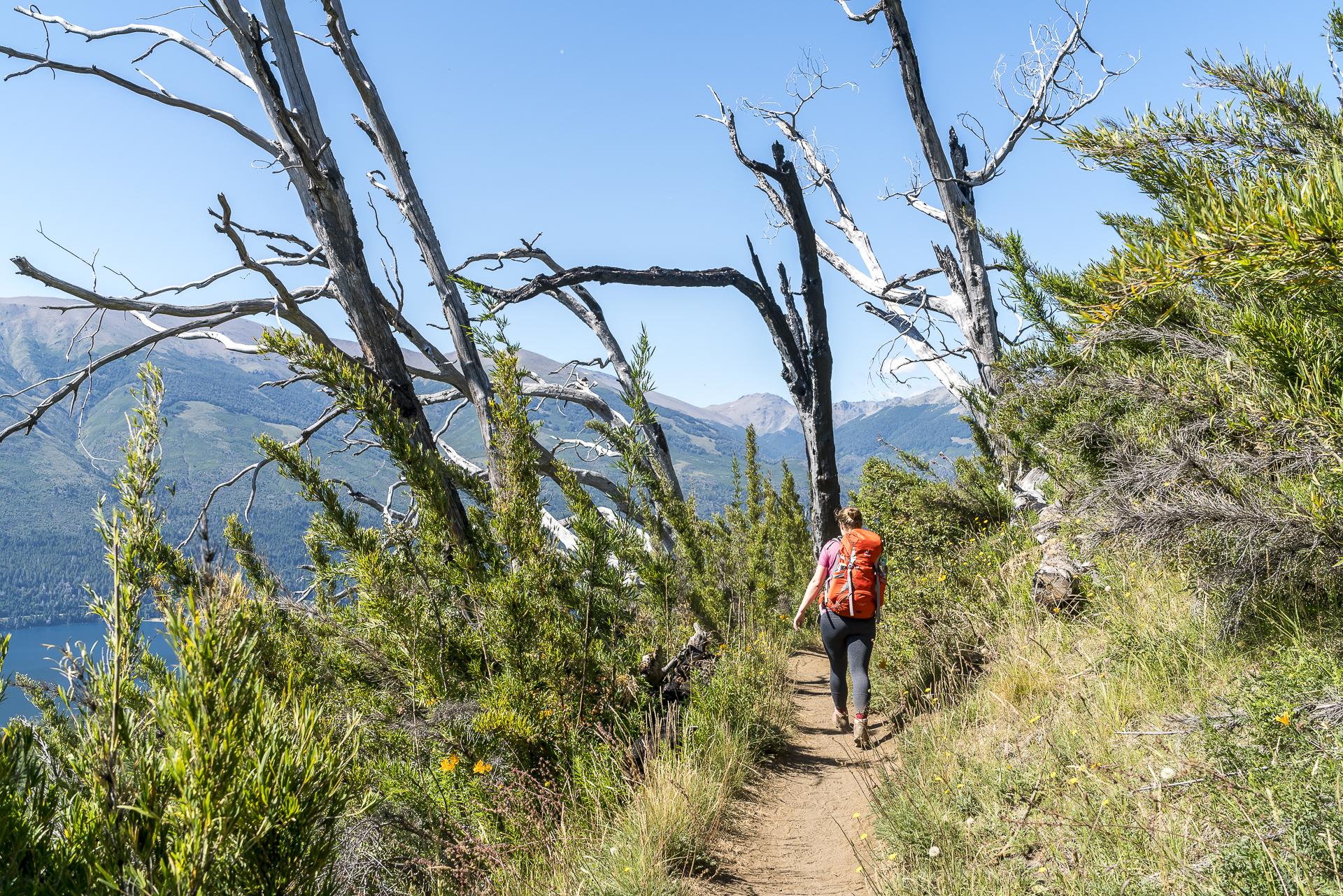 Wanderung Refugio Frey Bariloche
