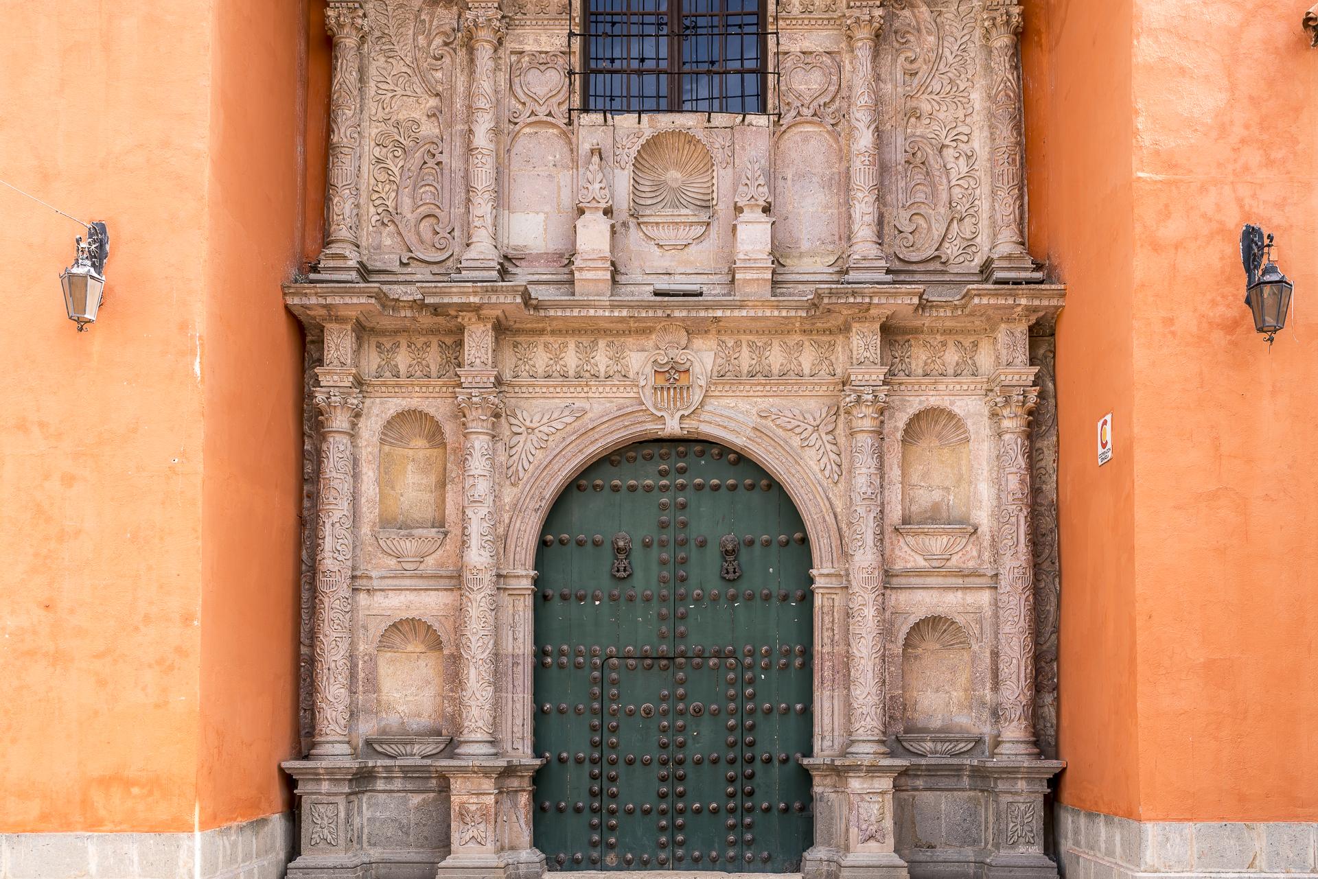 Architektur Potosi Bolivien