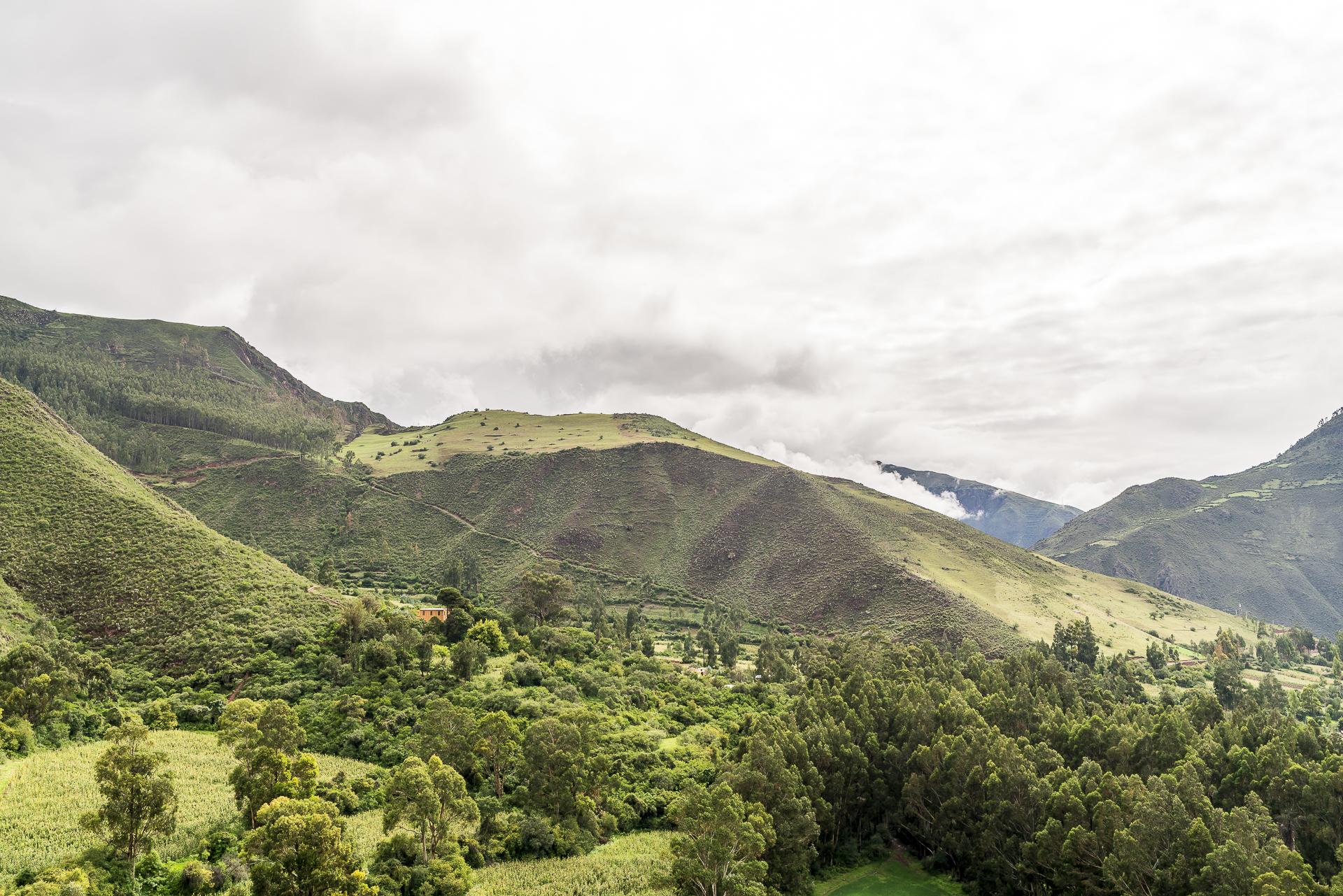 Heiliges Tal Urubamba