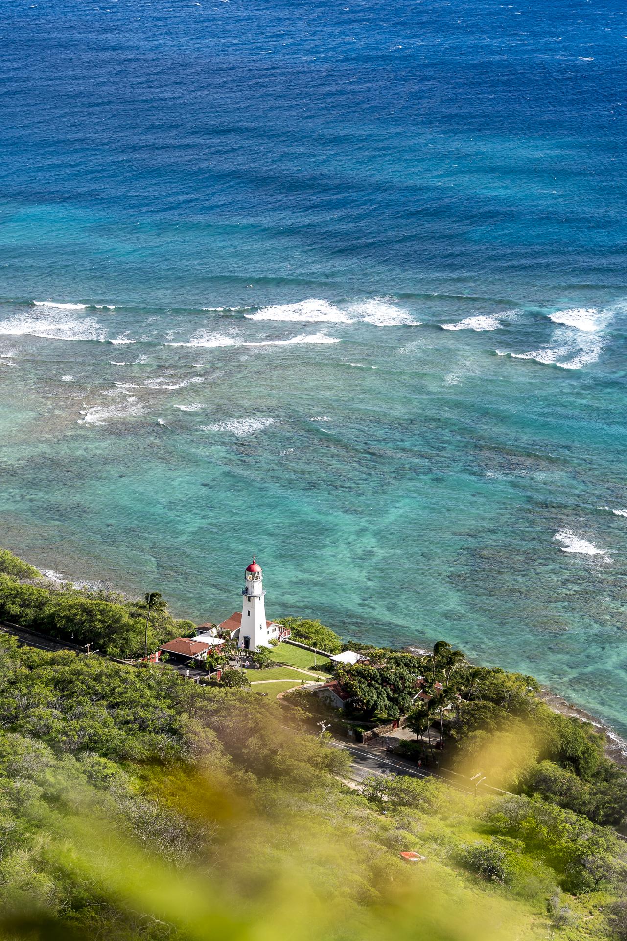 Leuchtturn Oahu