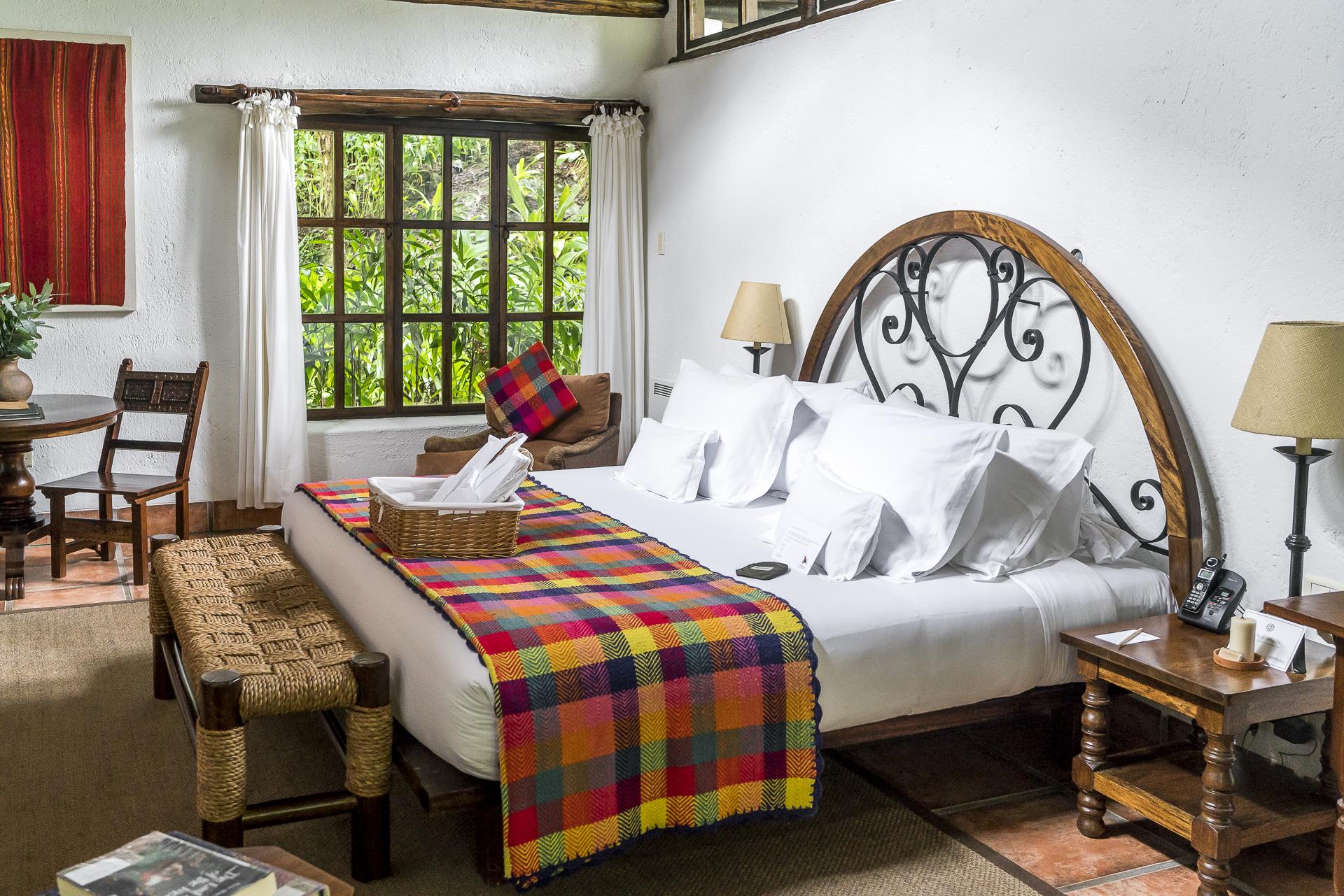 Inkaterra Machu Picchu Pueblo Hotel Zimmer