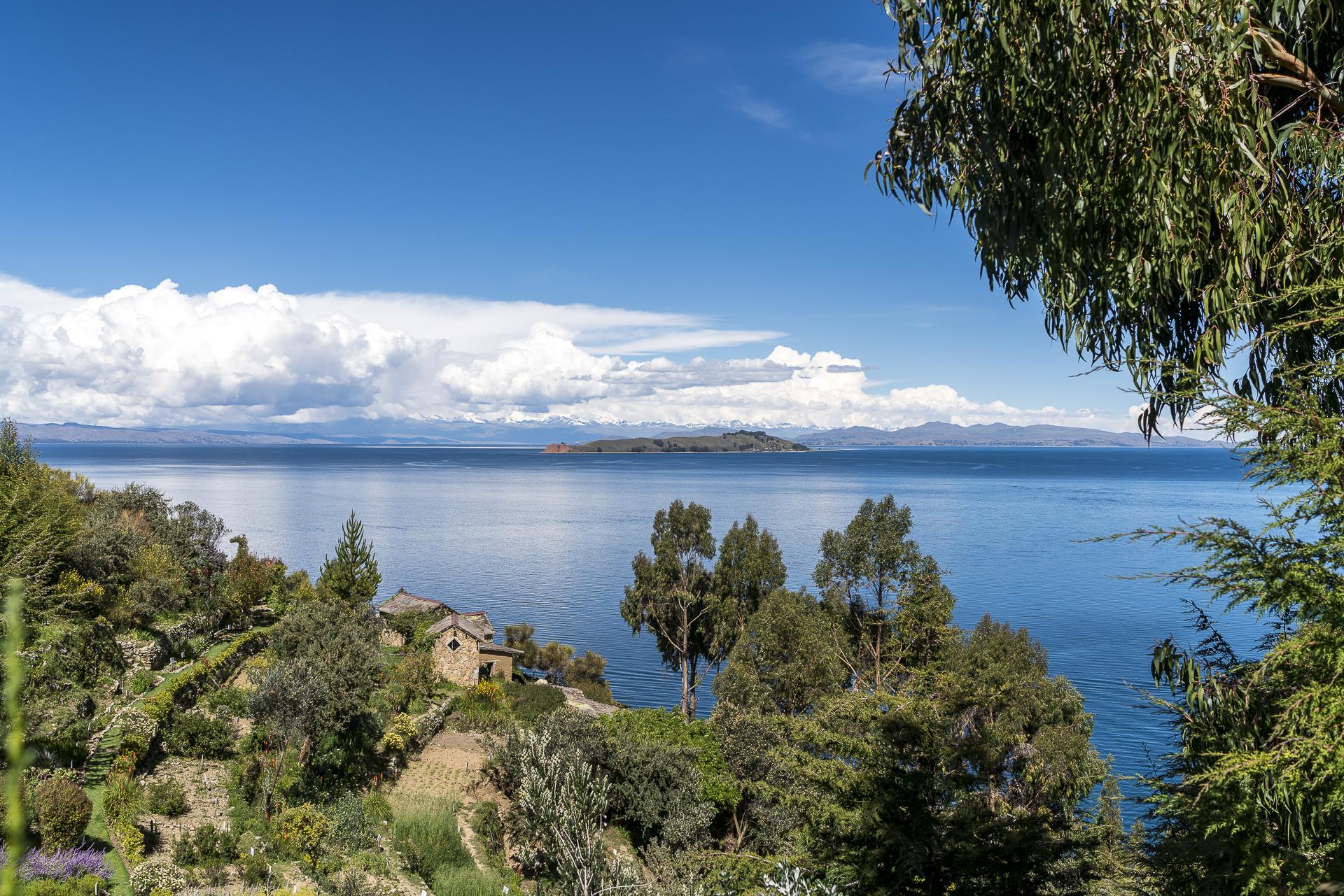Isla del Sol Titicacasee