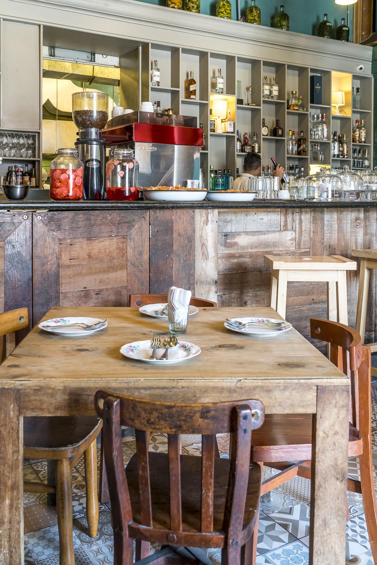 Restaurant Isolina Barranco