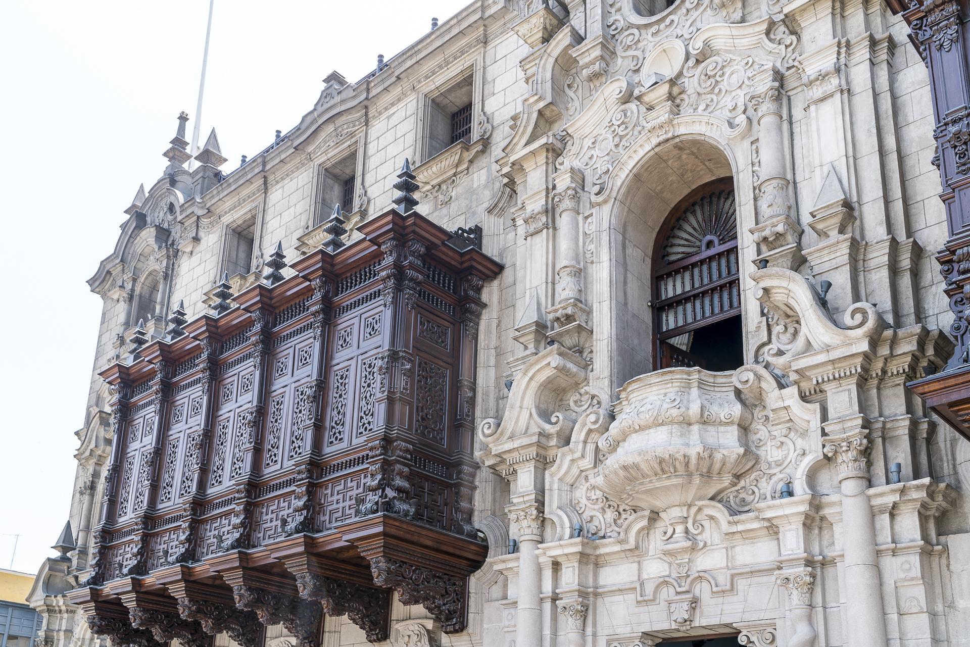 Lima Kolonialarchitektur