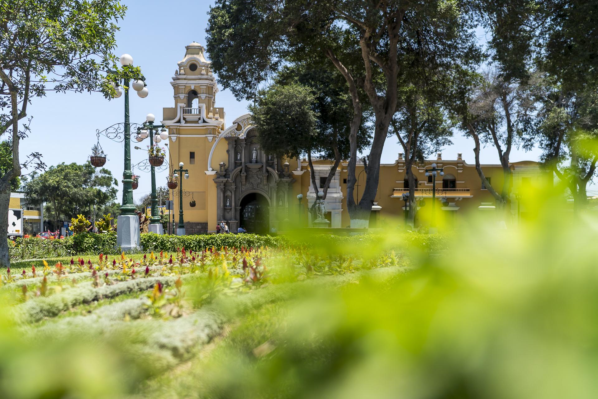 Lima Stadtteil Barranco