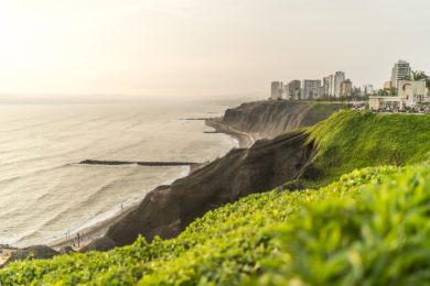 Sightseeing in Lima Peru