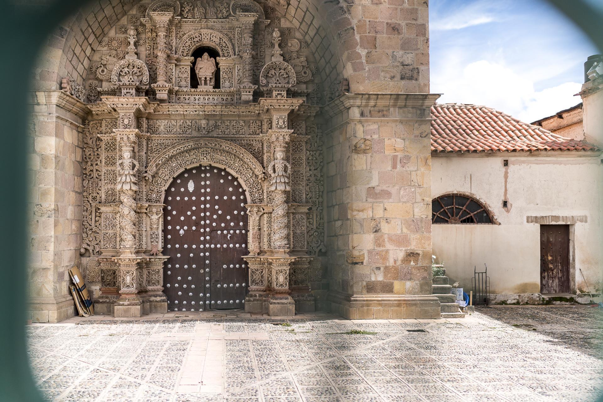 Potosi Centro Historico