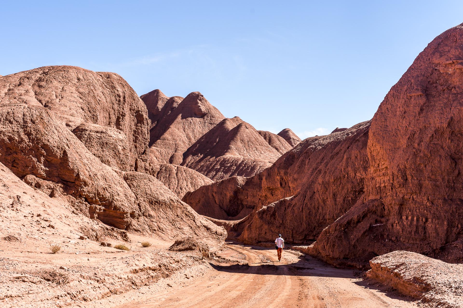 Labyrinth Desert Salta
