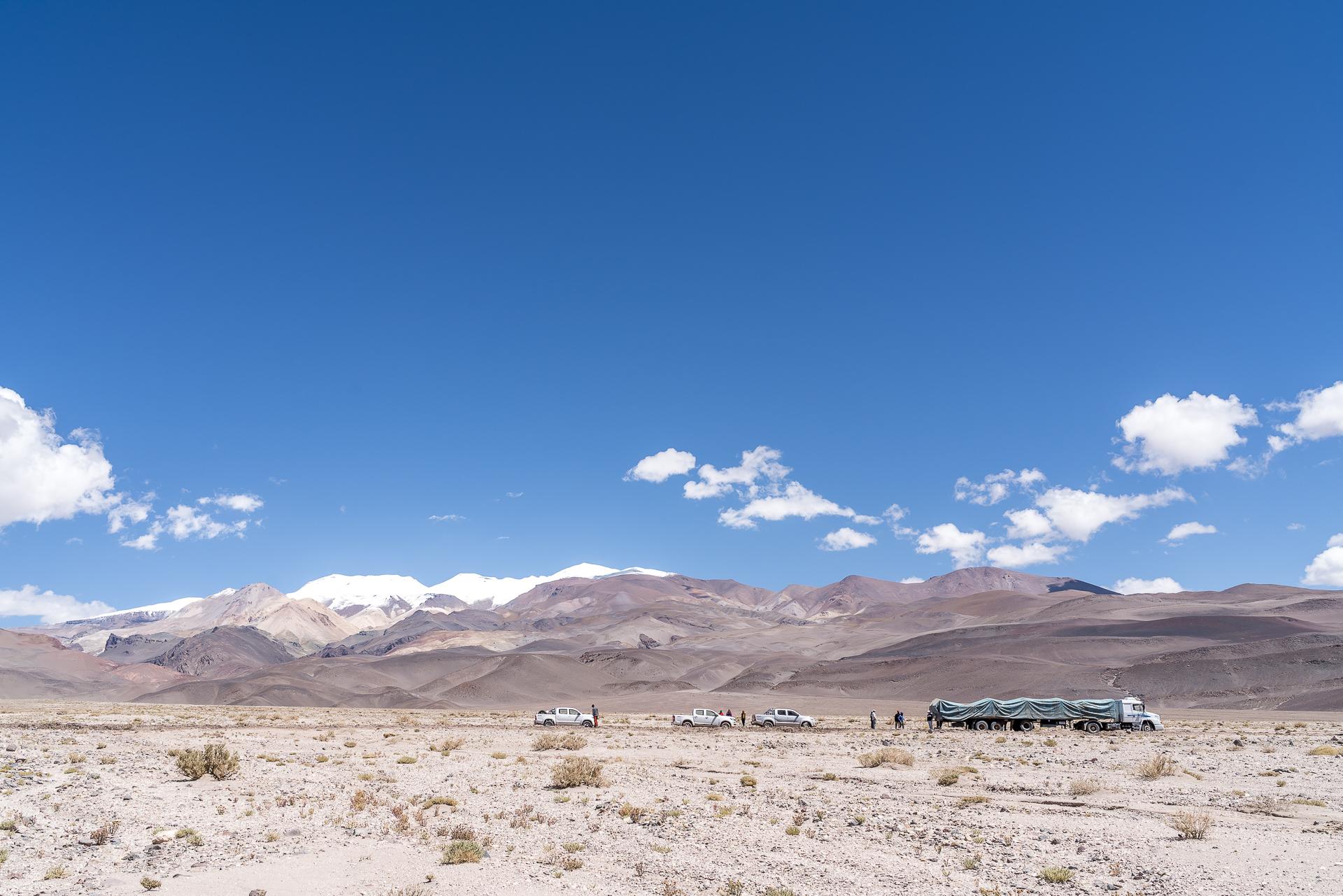 Wüstenpannen Argentinien