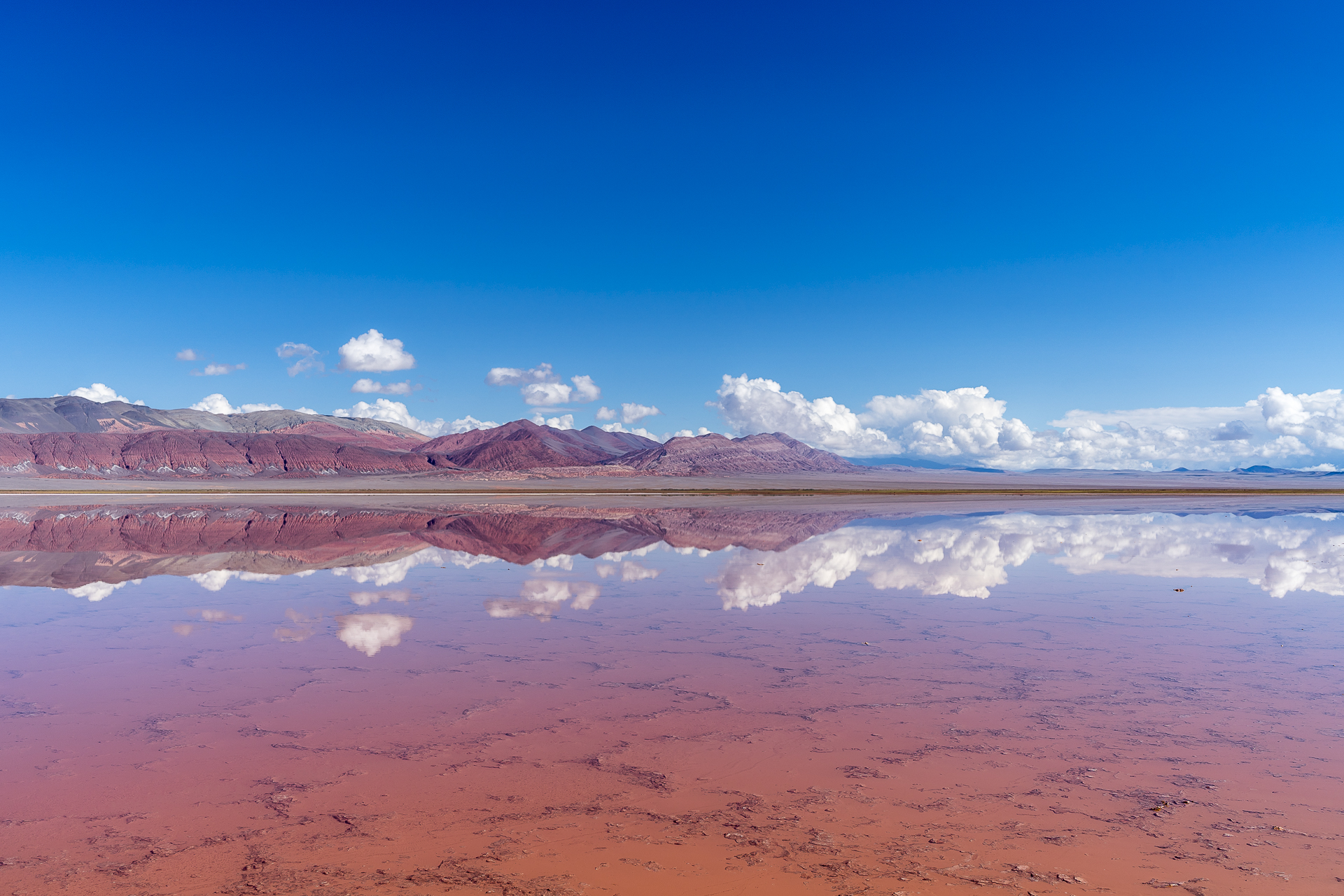 Rote Lagune el Penon
