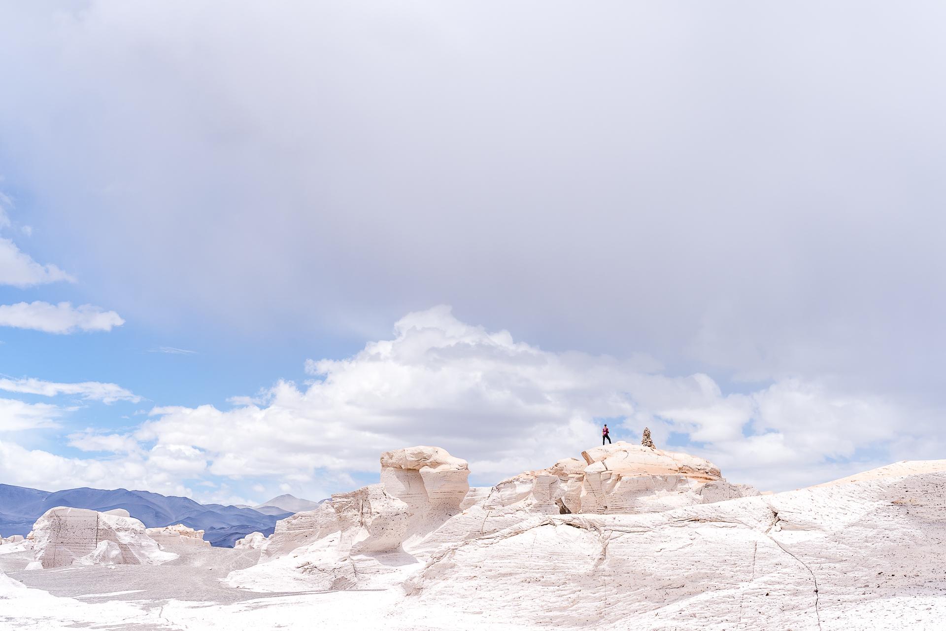 Piedra Pomez Argentinien