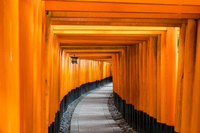 Sehenswürdigkeiten Kyoto Inari Schrein