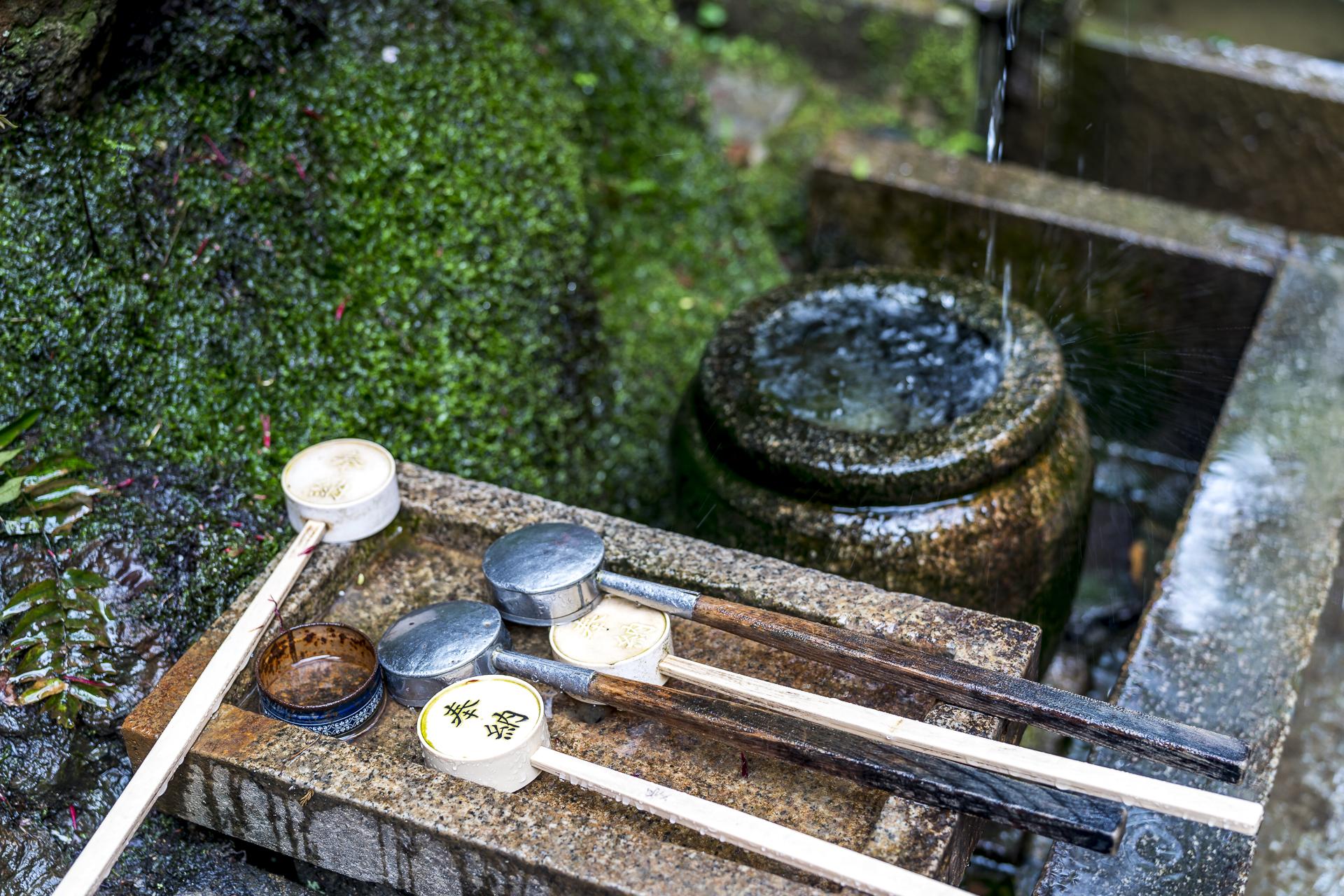 Fushimi Inarai Taisha Schrein Details