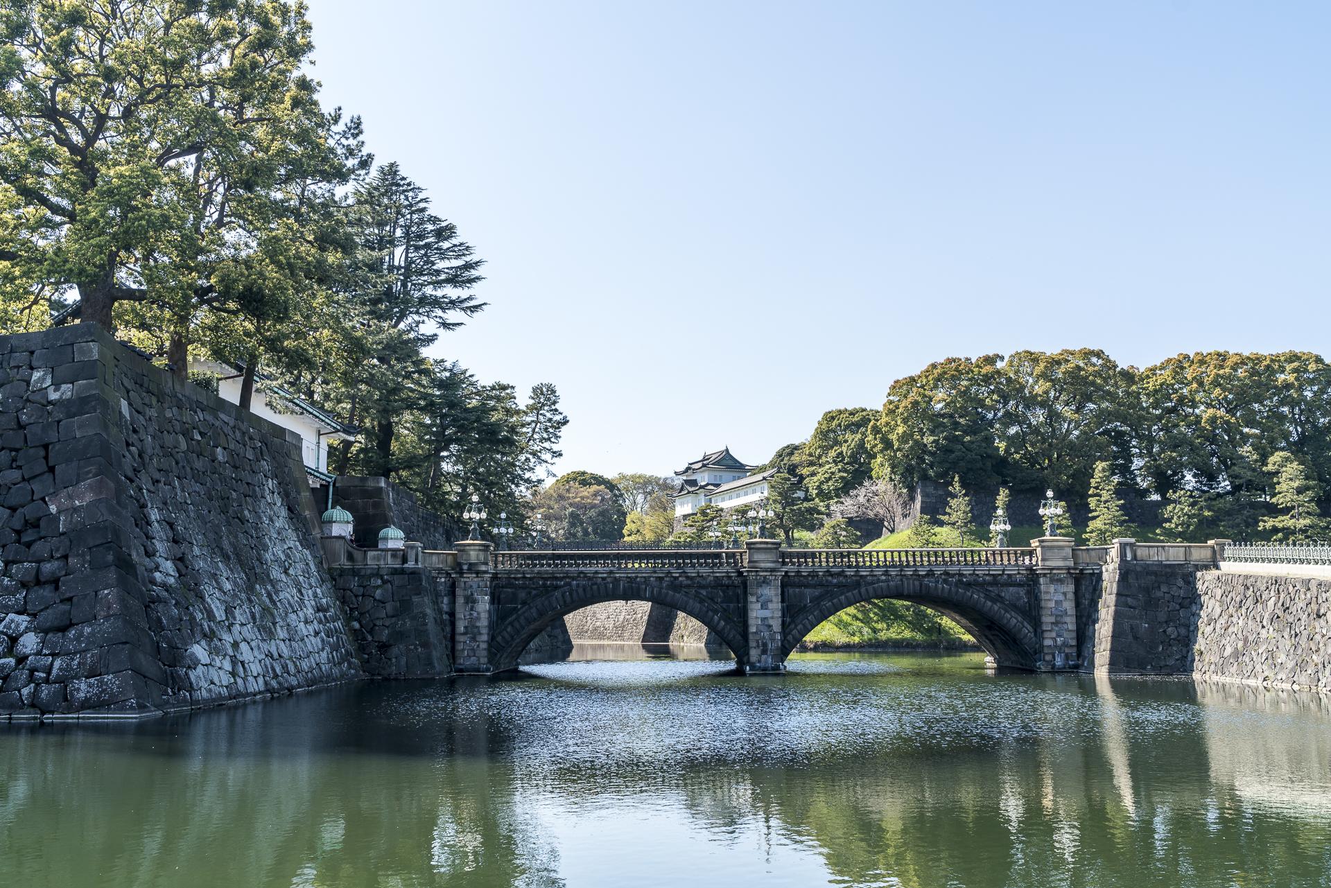 Kaiserpalat Tokio