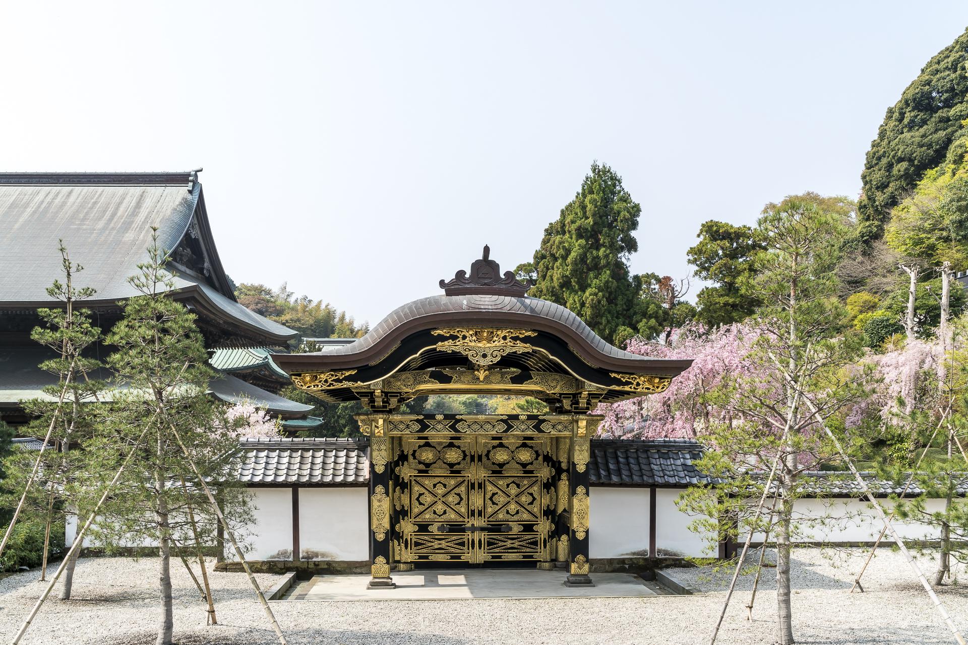 Kencho-ji Tempel Kamkura