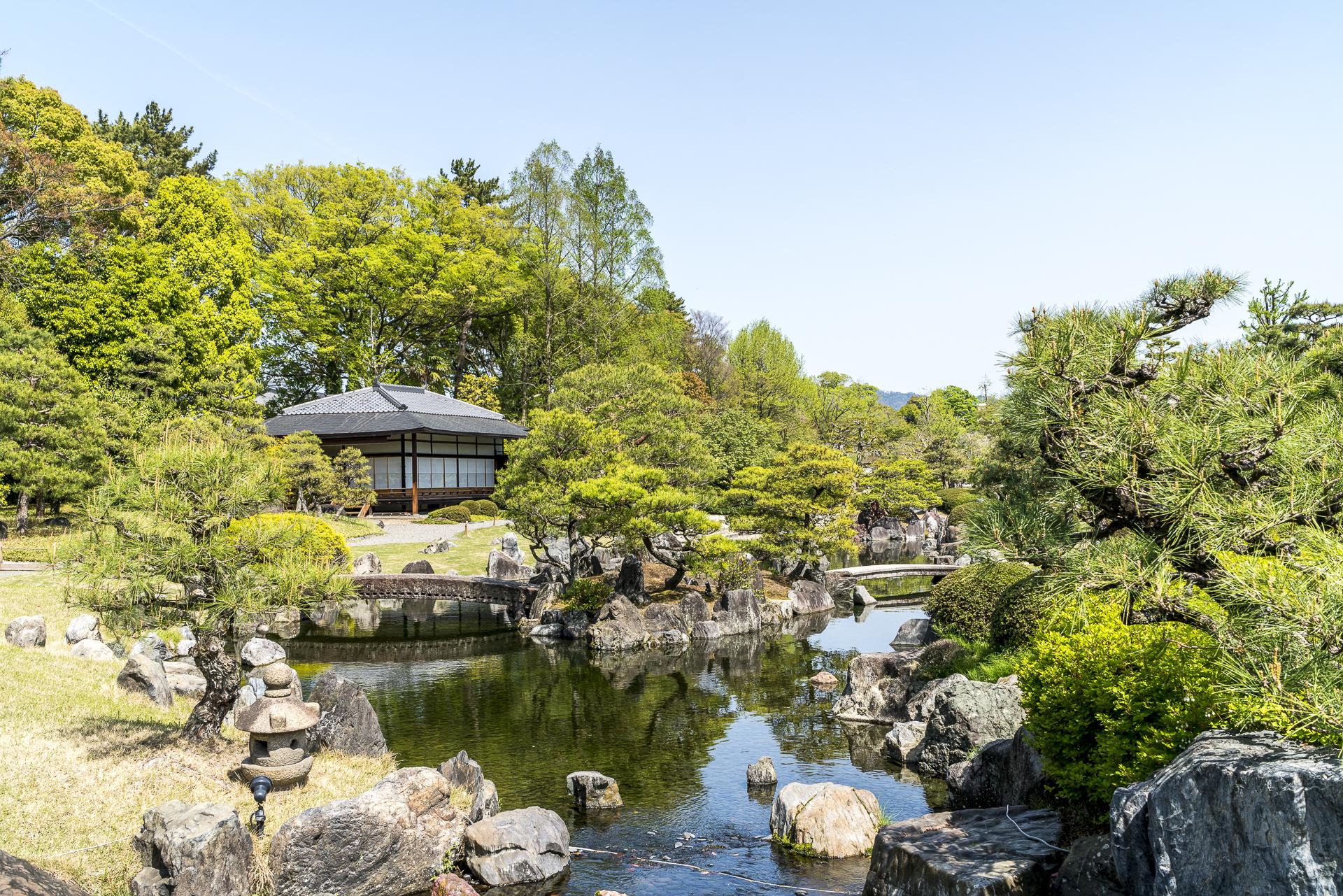 Nijo Castle Park Kyoto