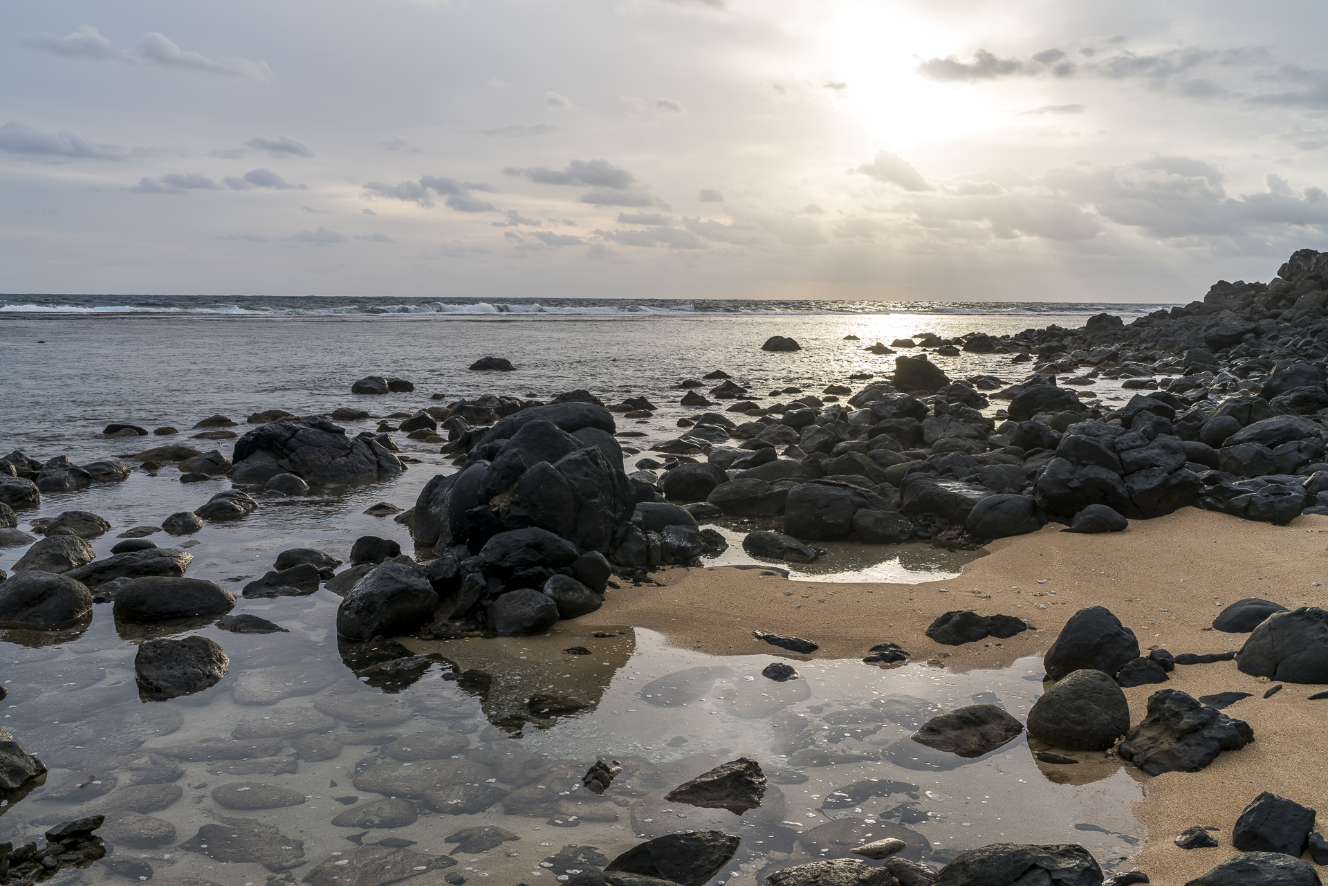 Larsens Beach Kauai