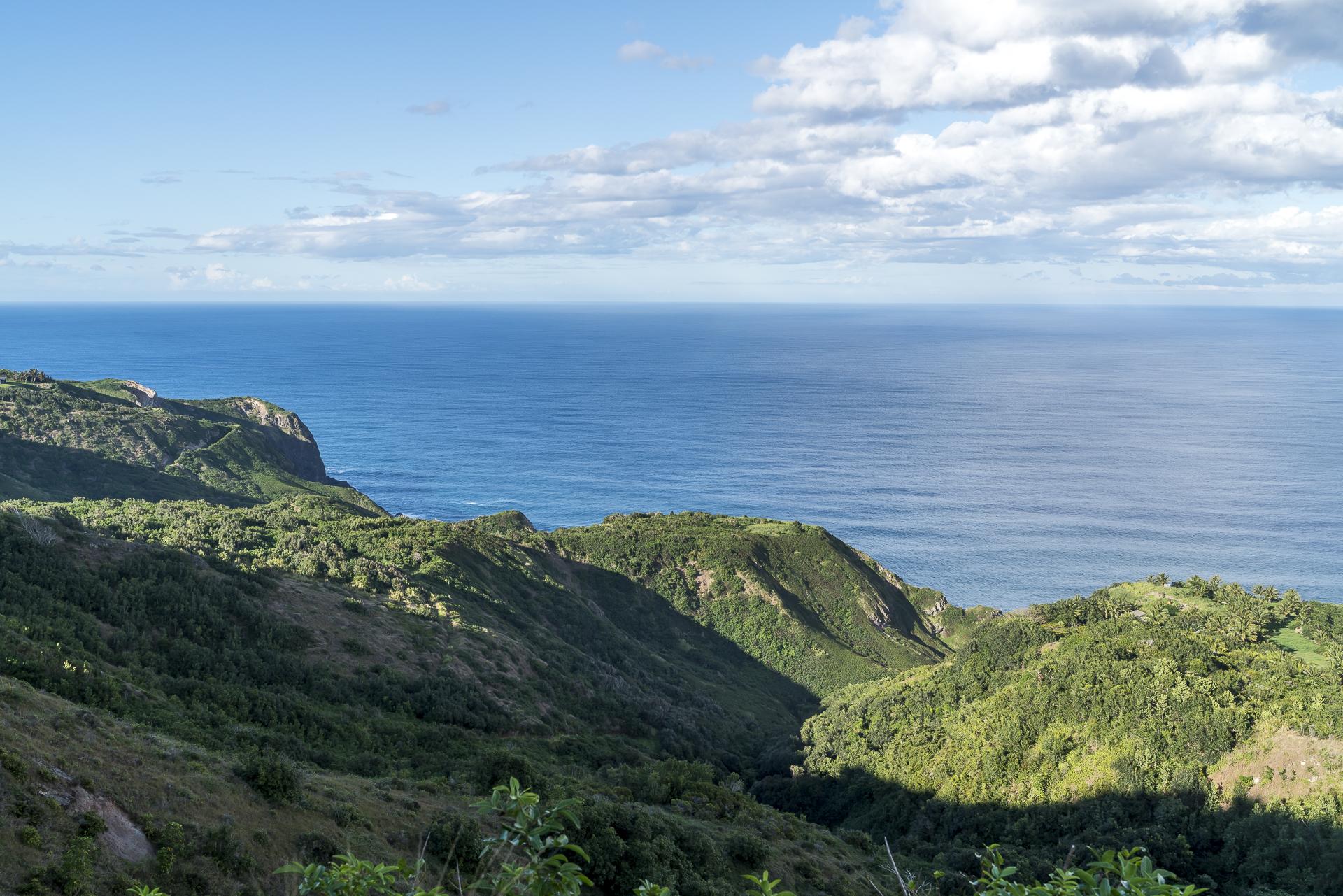 Maui Kahekili Highway Küste