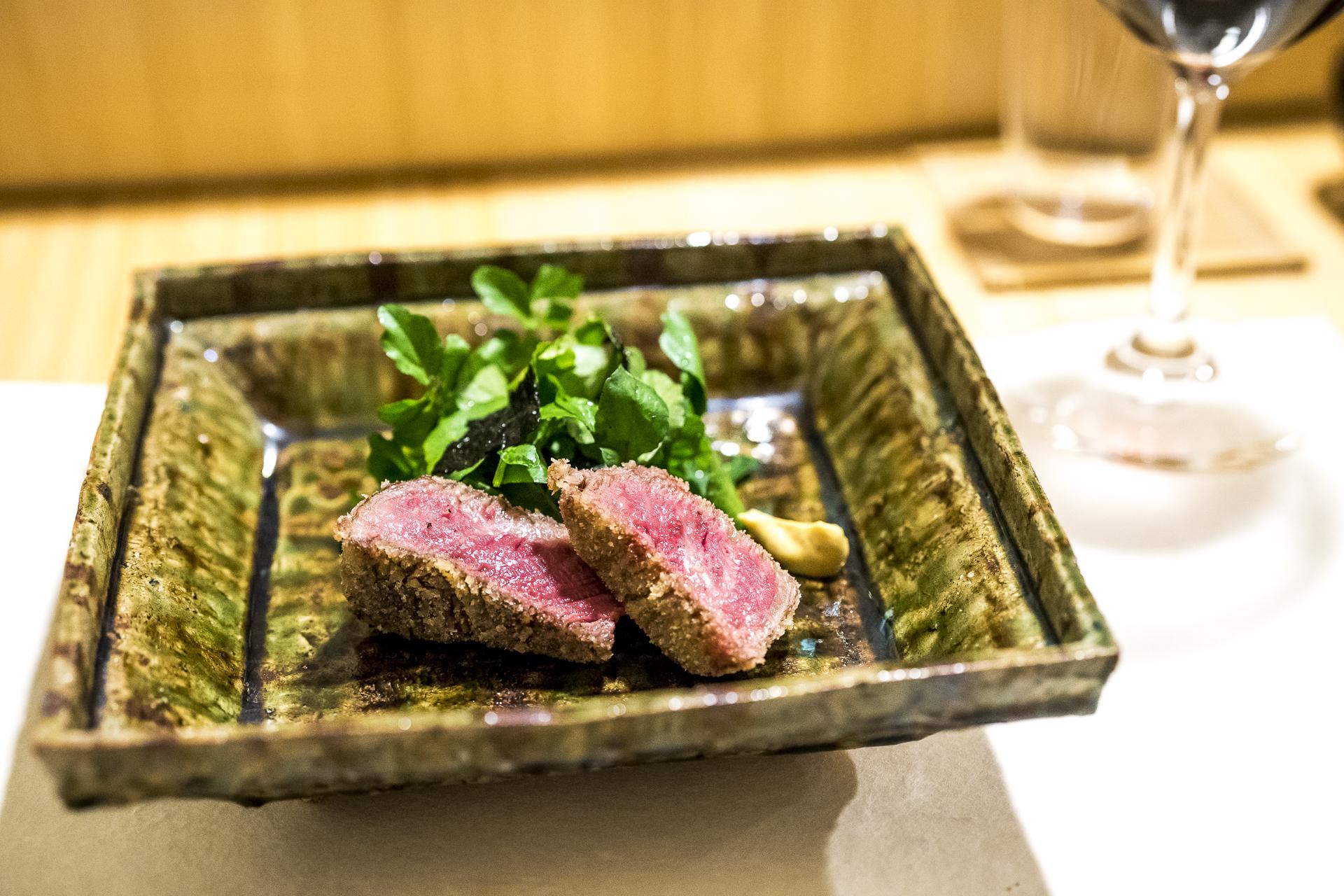 Michelinrestaurant Kanda Tokio