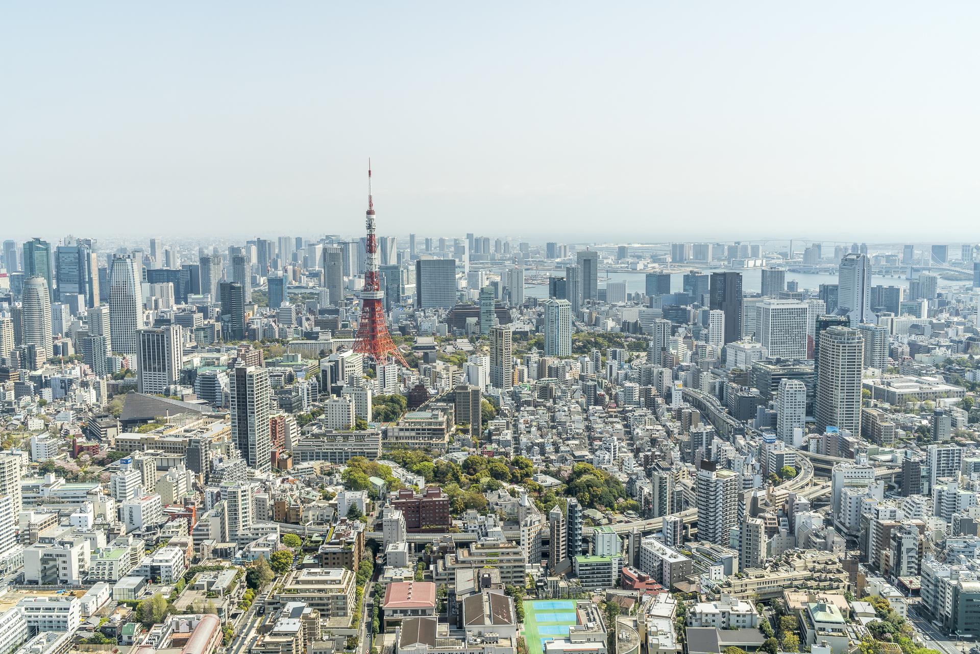 Mori Tower Tokio Roppongi Hills