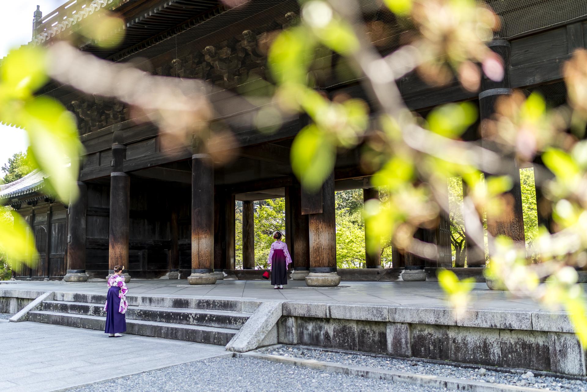 Nanzen-ji Tempel in Kyoto