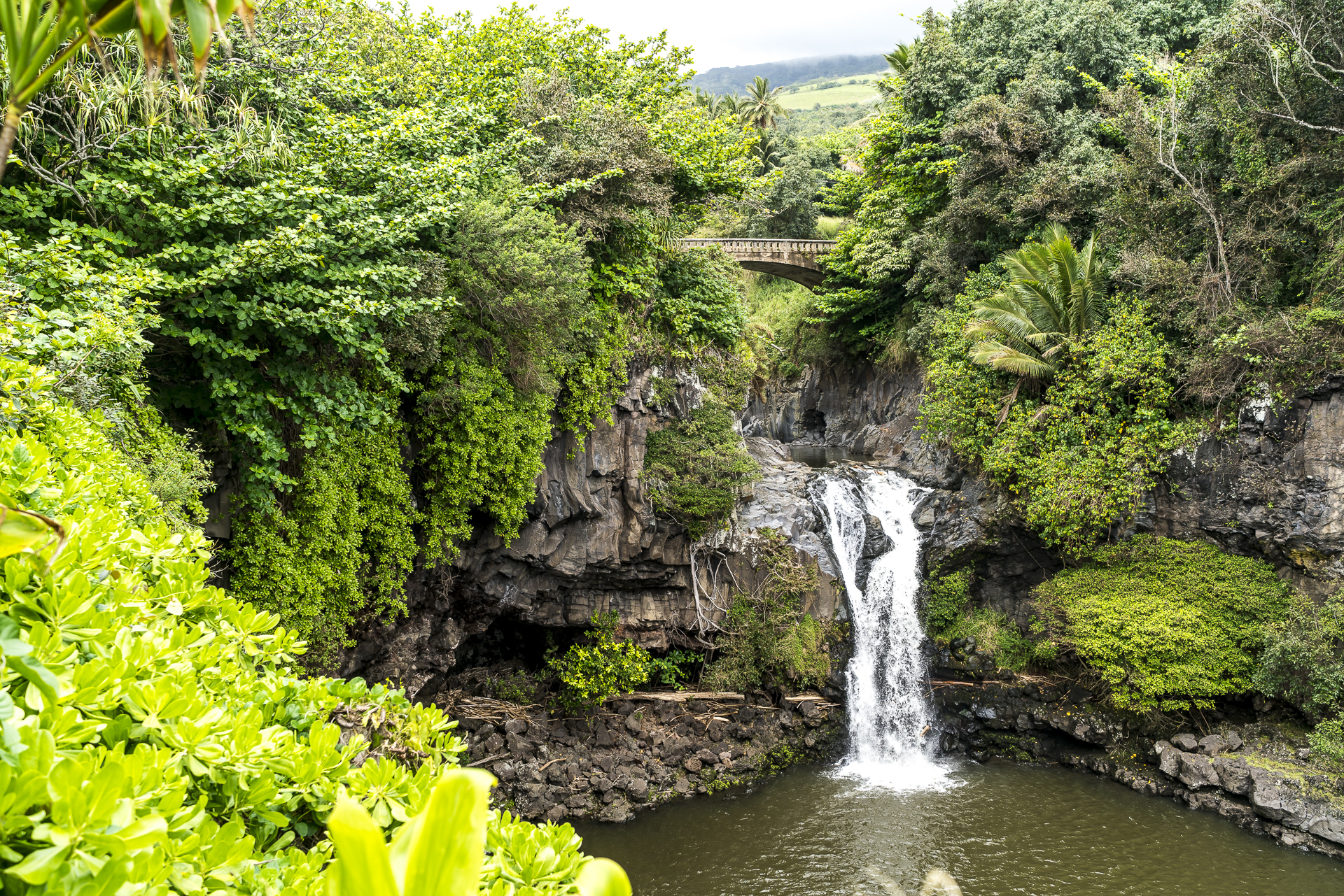 Seven Secret Pools Maui