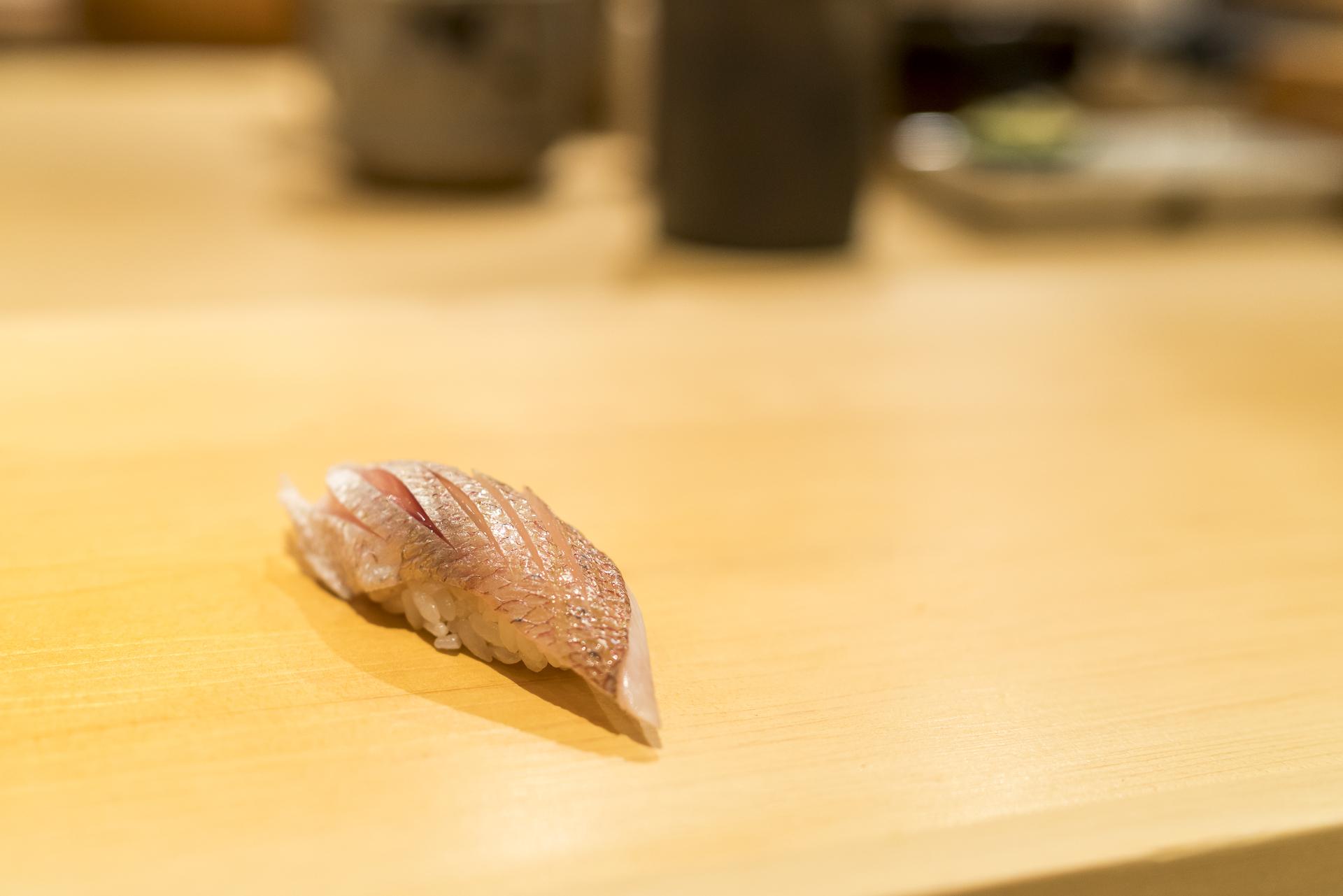 Sushi Harumi Ginza