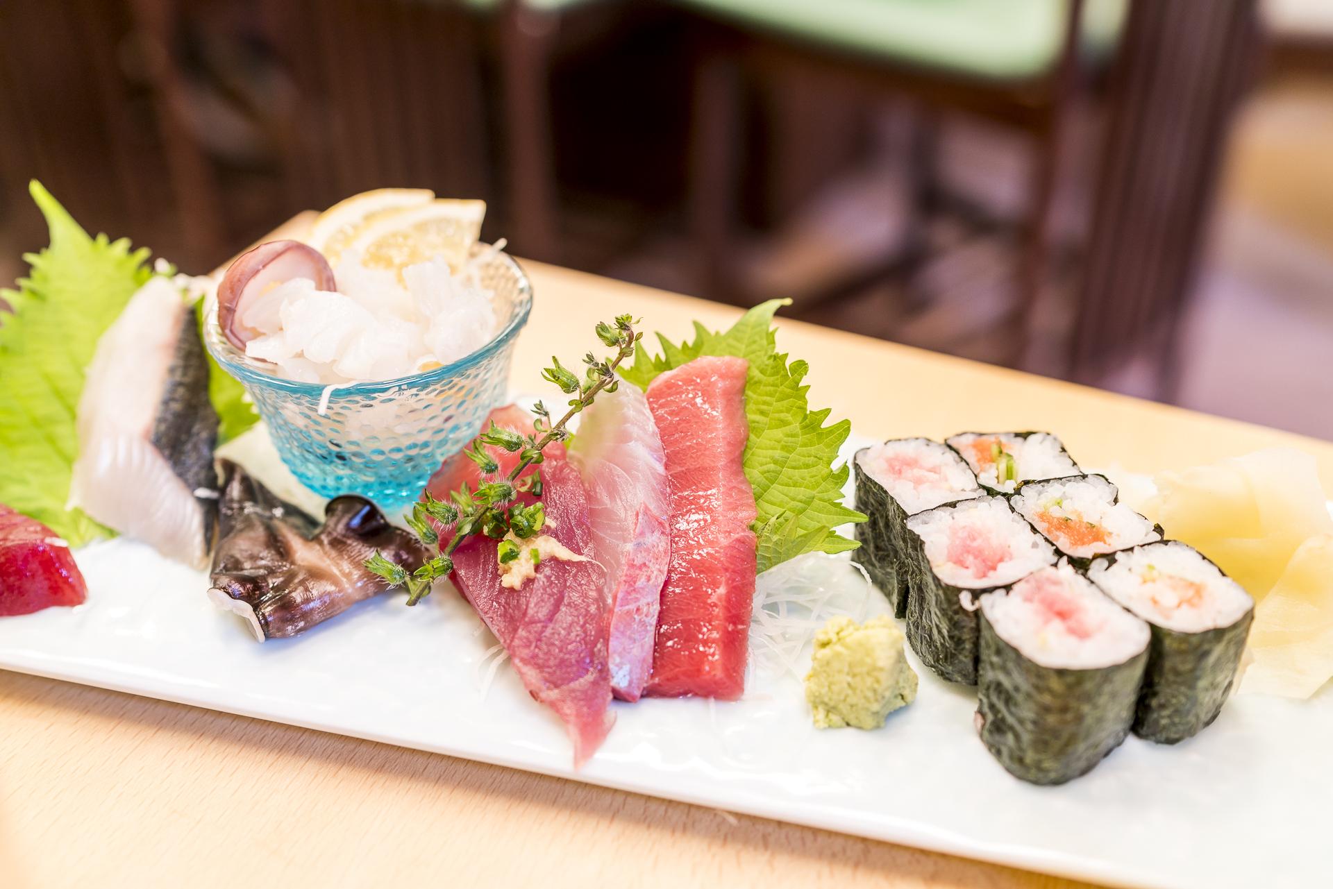Sushi Sei Tsukji Fischmarkt