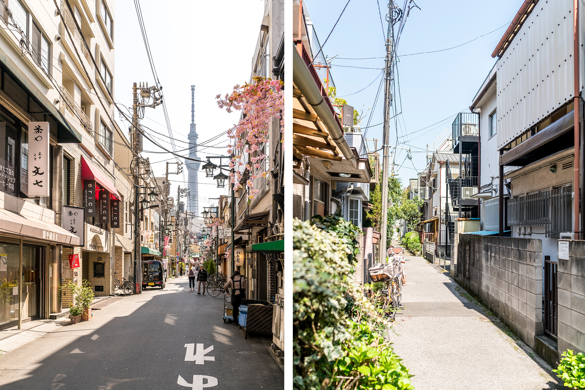 Tokio off the beaten path