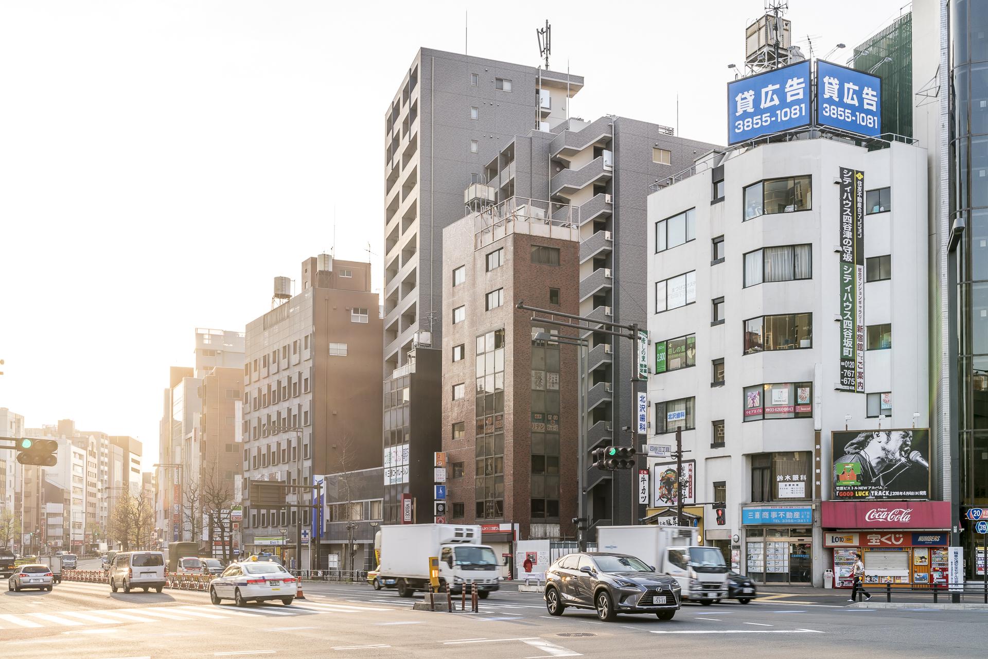 Tokio Street Life