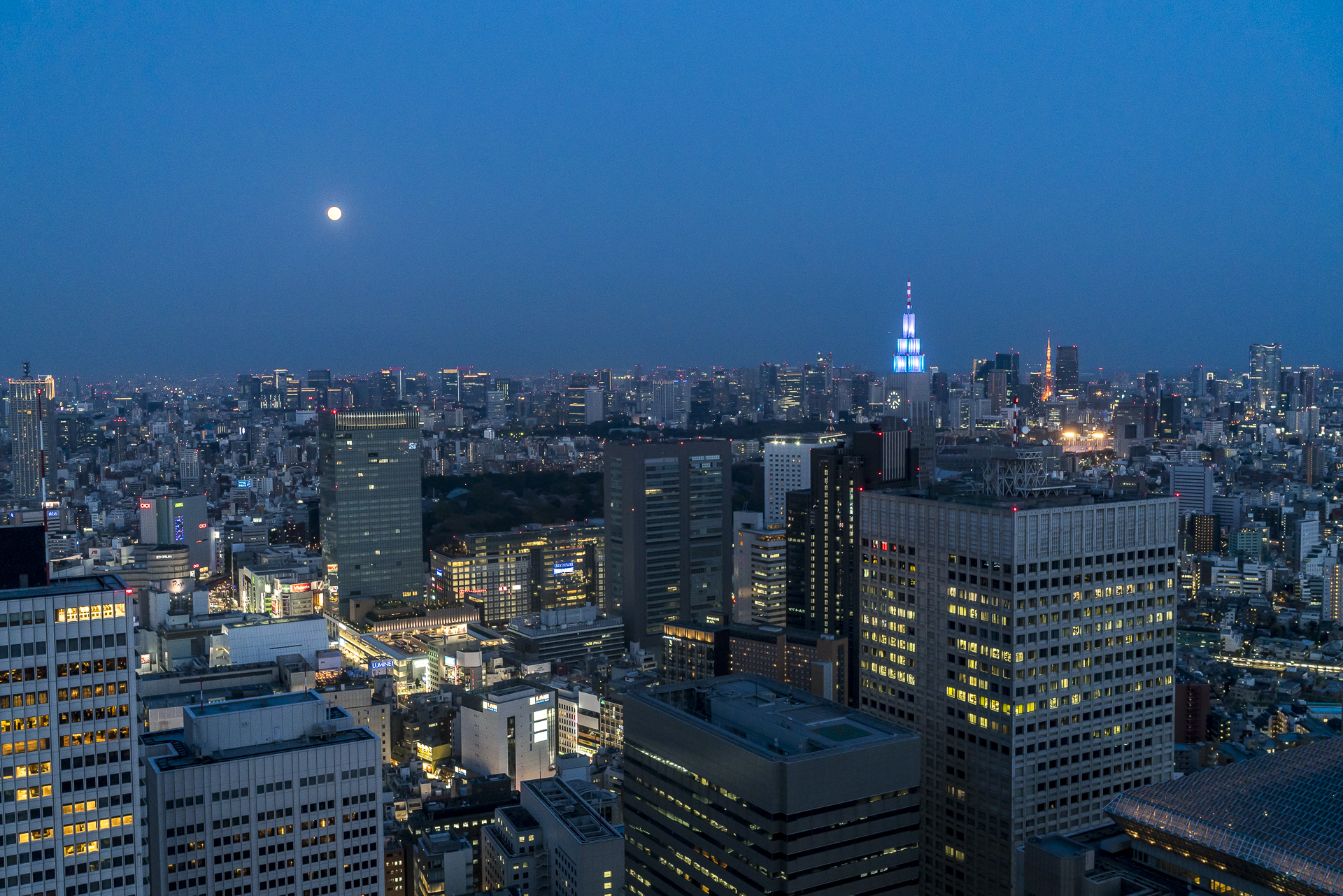 Tokyo Metropolitann Fovernment Building