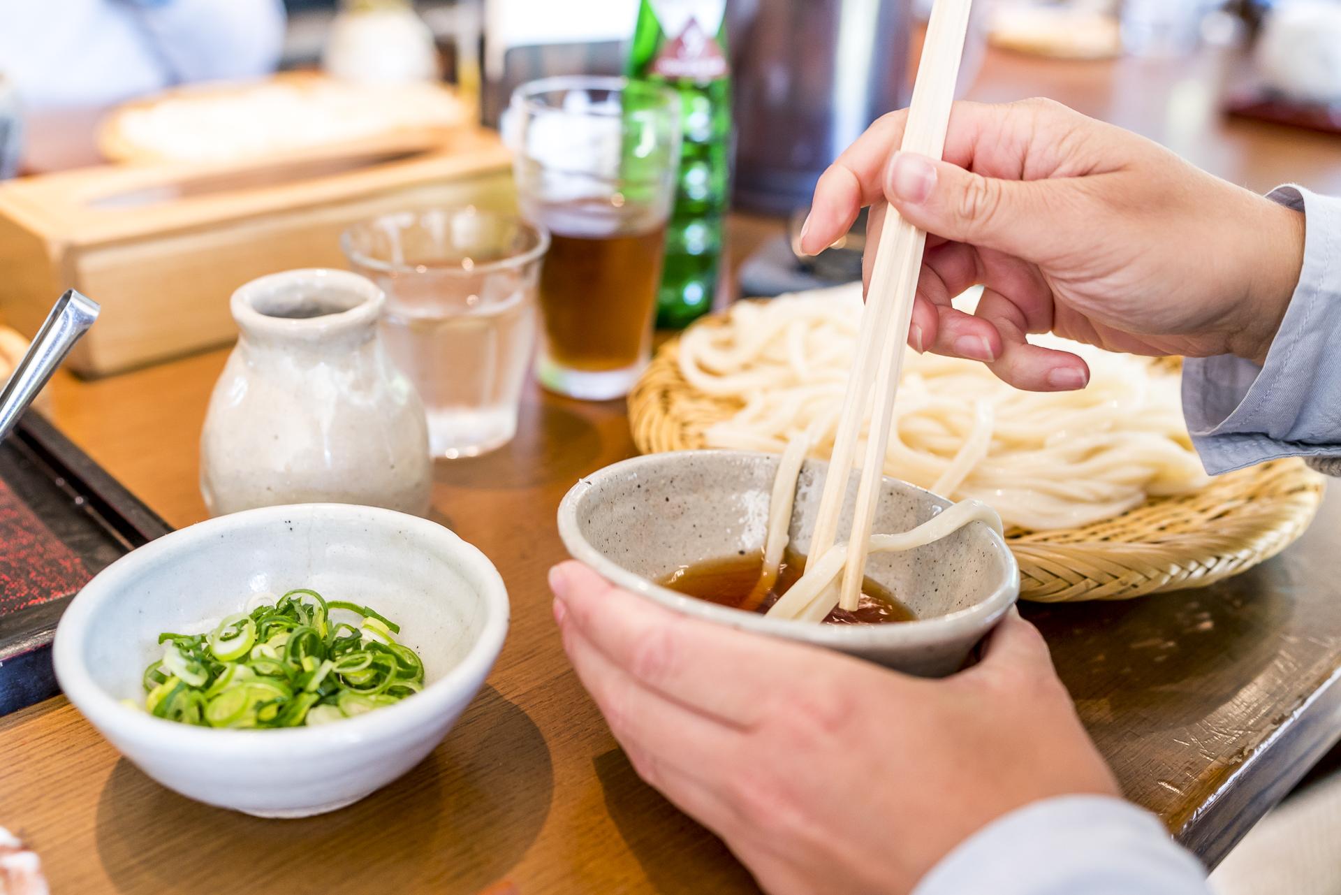 Udon Restaurant Kamachiku Uenopark