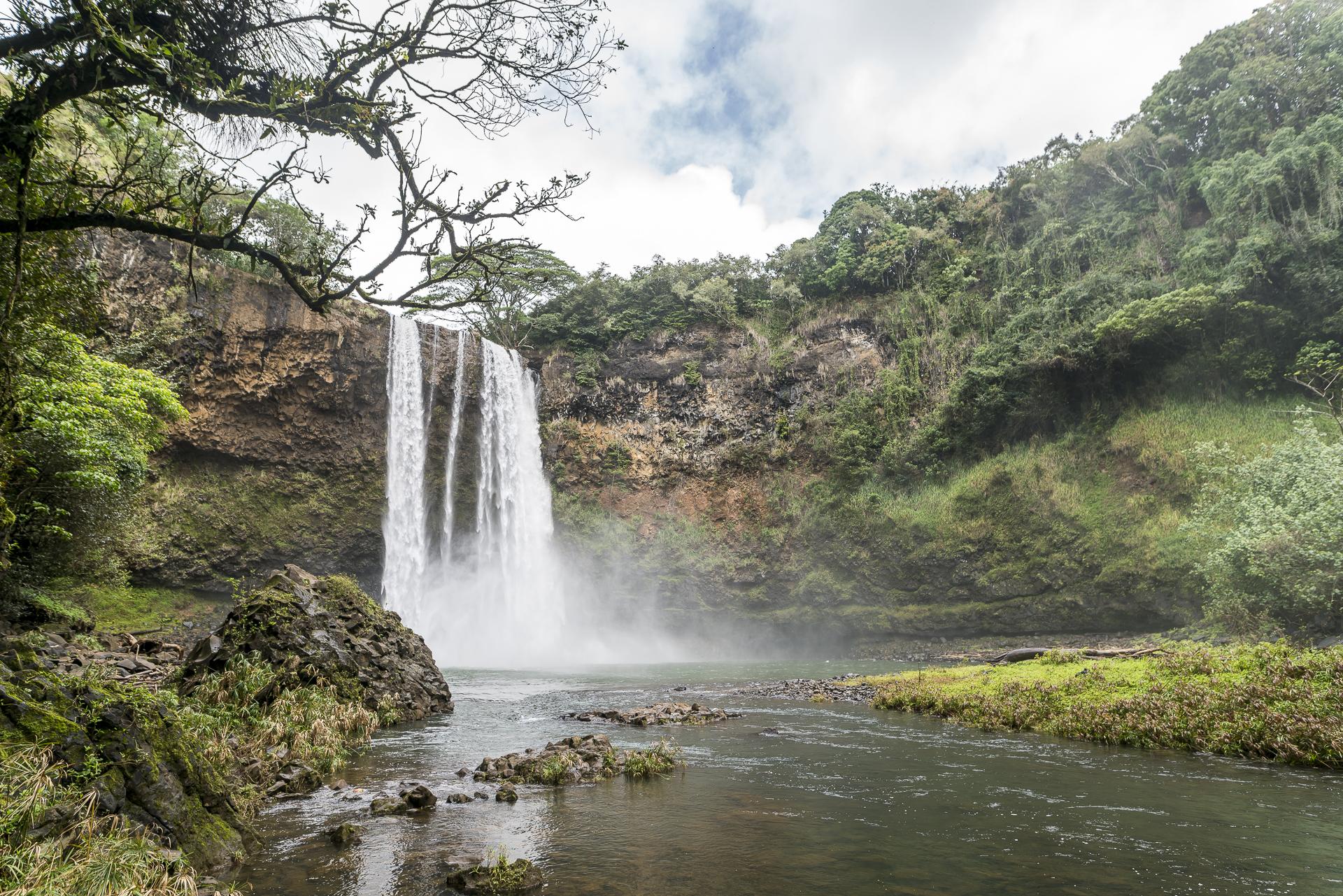 Wailua Falls Trail