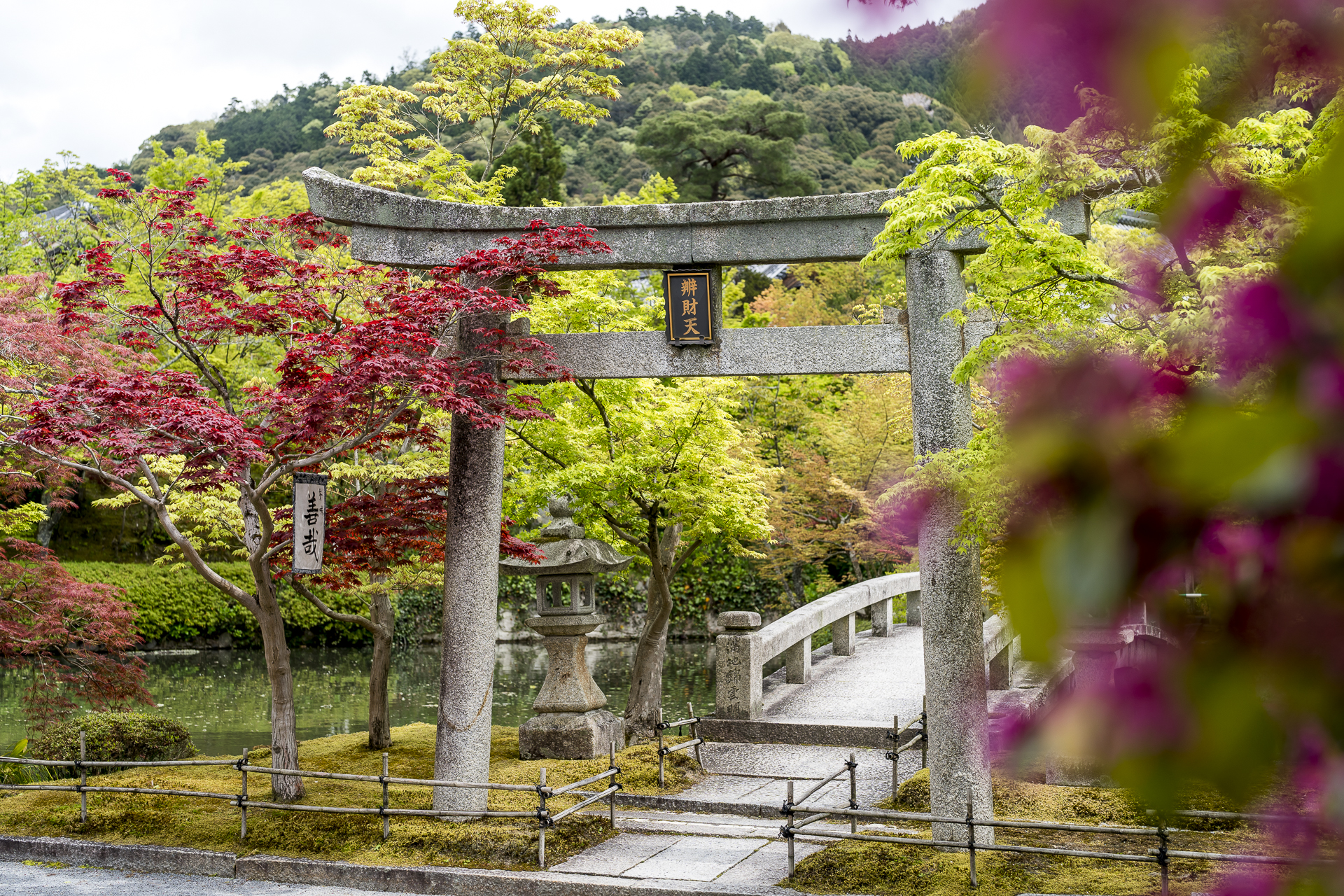 Zentrin-ji Tempel Kyoto