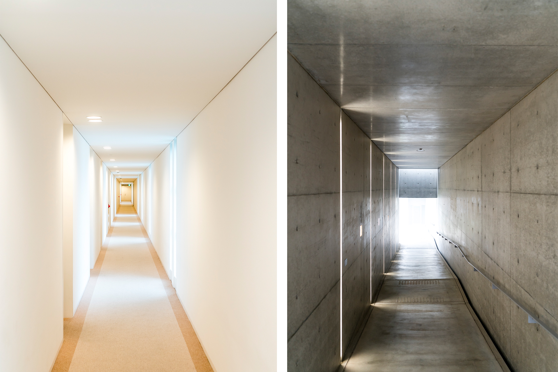 Benesse House Naoshima Architektur