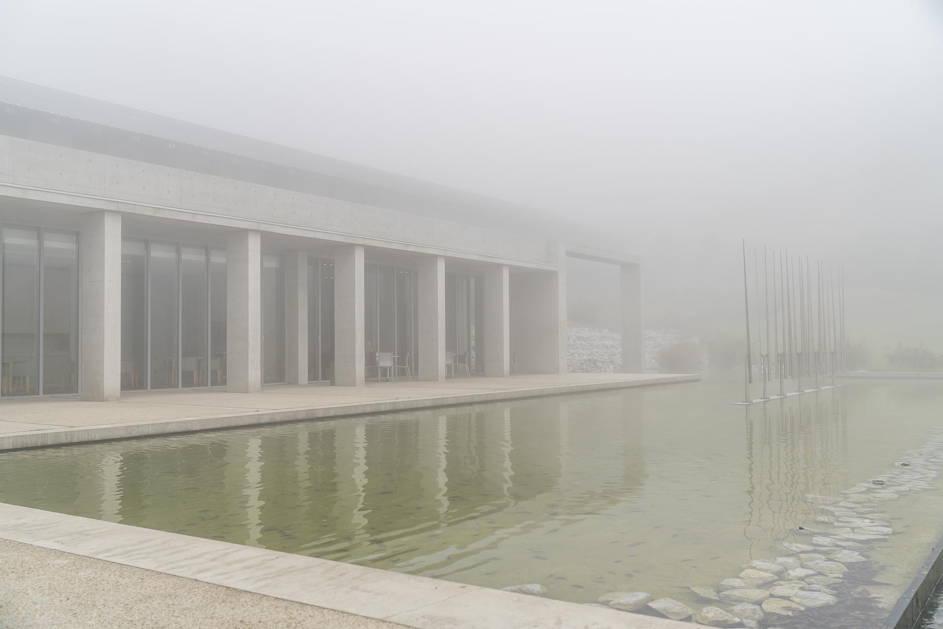 Benesse House Park Tadao Ando