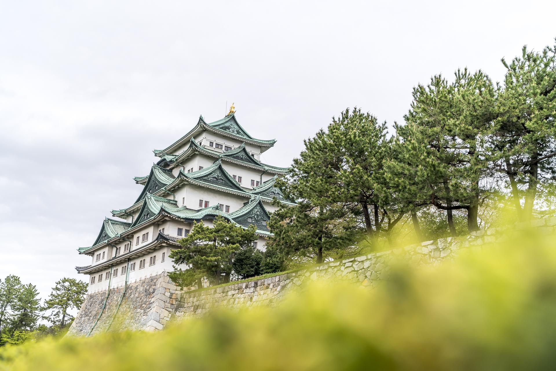 Burg Nagoya Japanreise