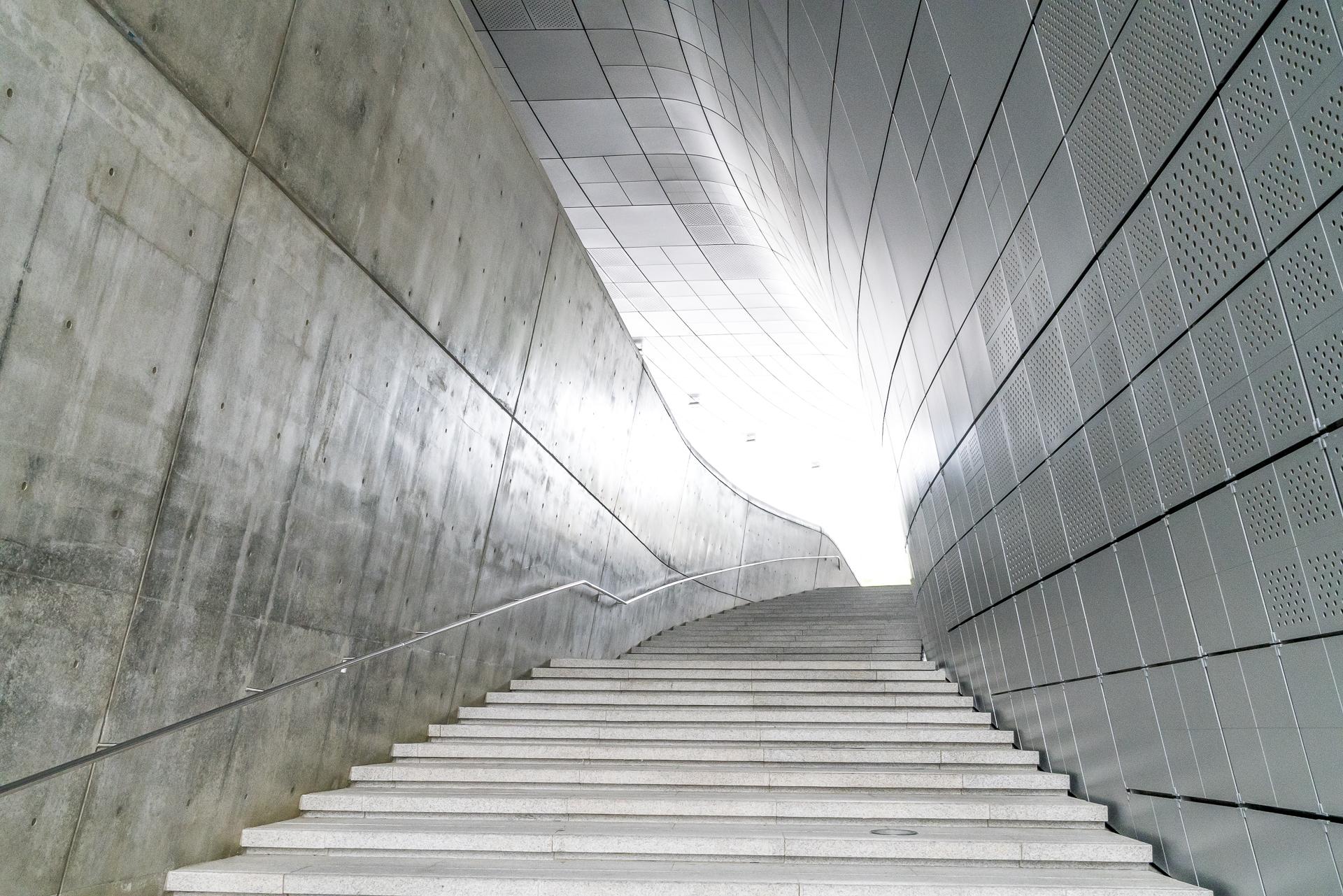 DDP Seoul by Zaha Hadid