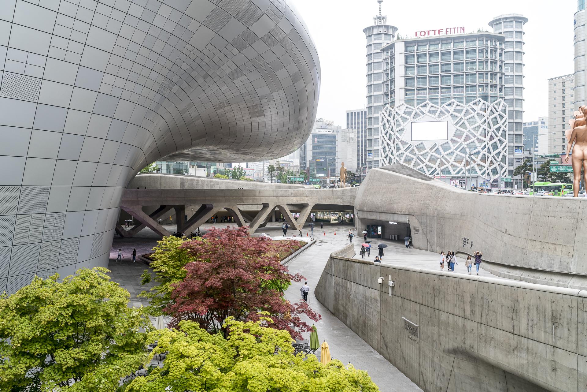 Dongdaeum Design Plaza Seoul