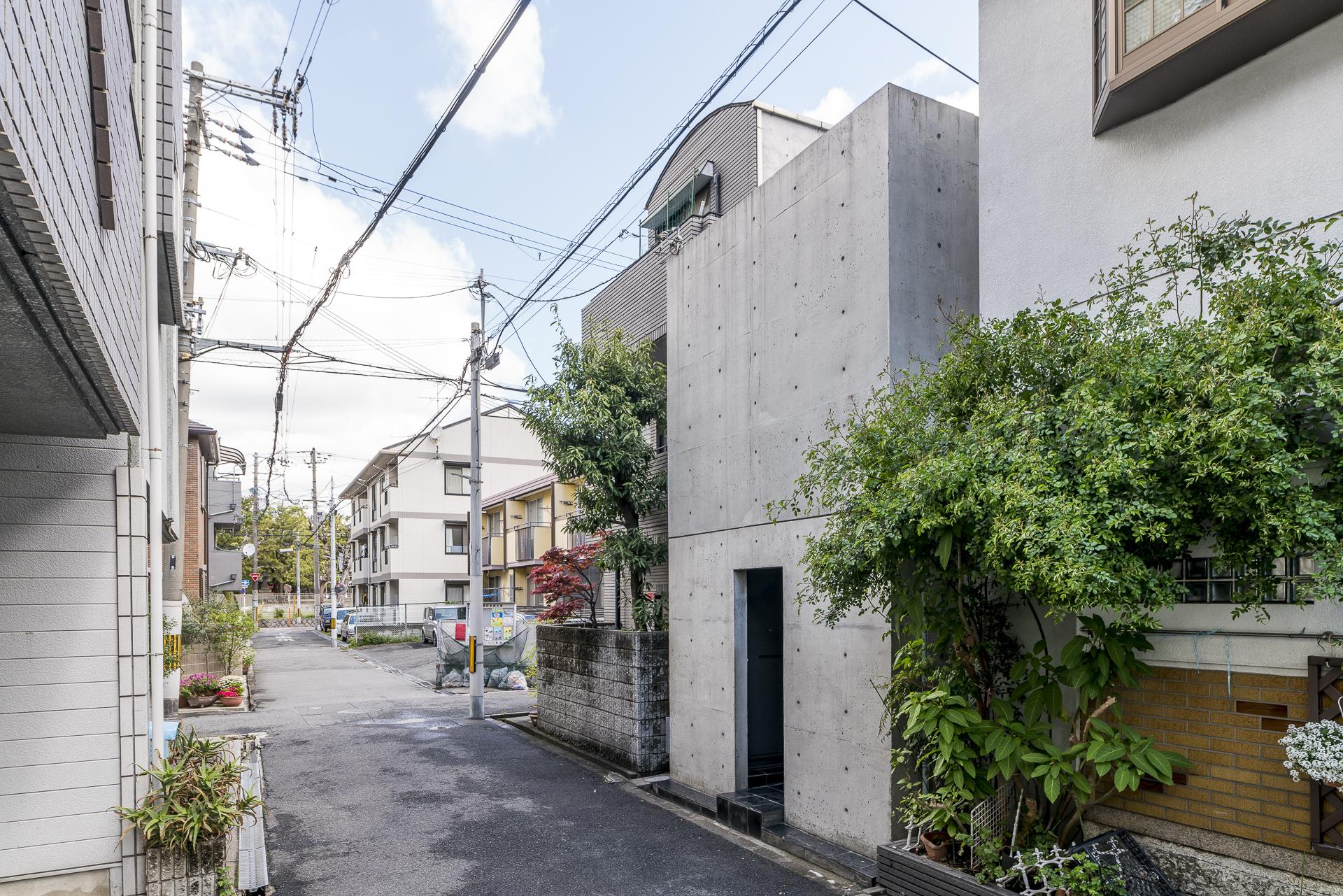 Haus Azuma Tadao Ando