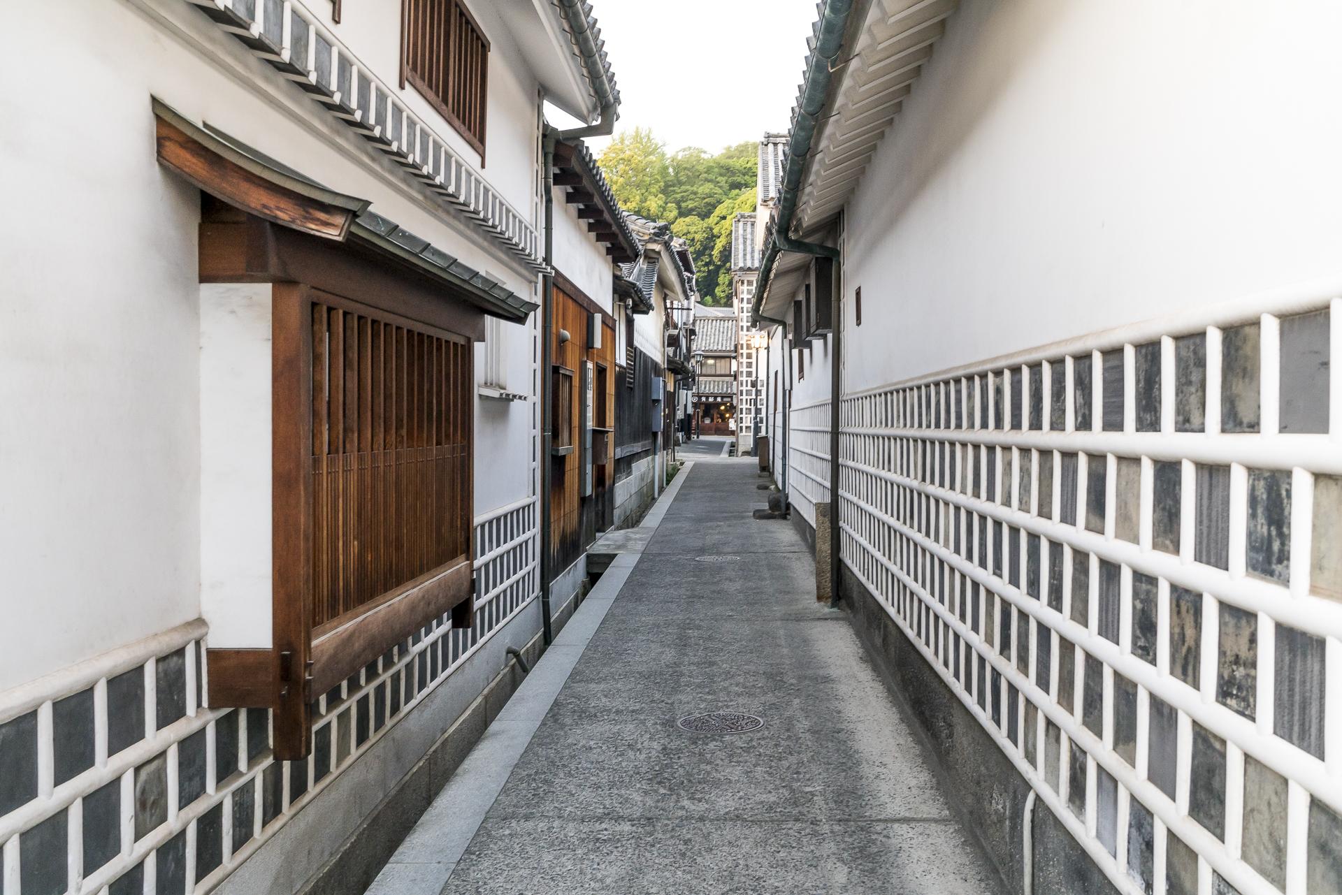 Altstadt von Kurashiki