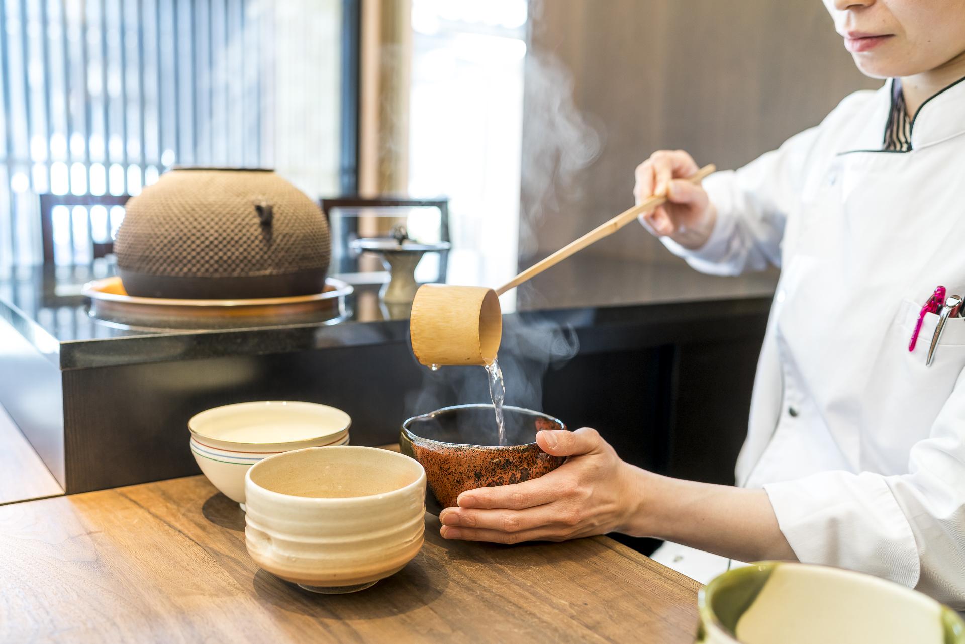 Teezeremonie in Kanazawa