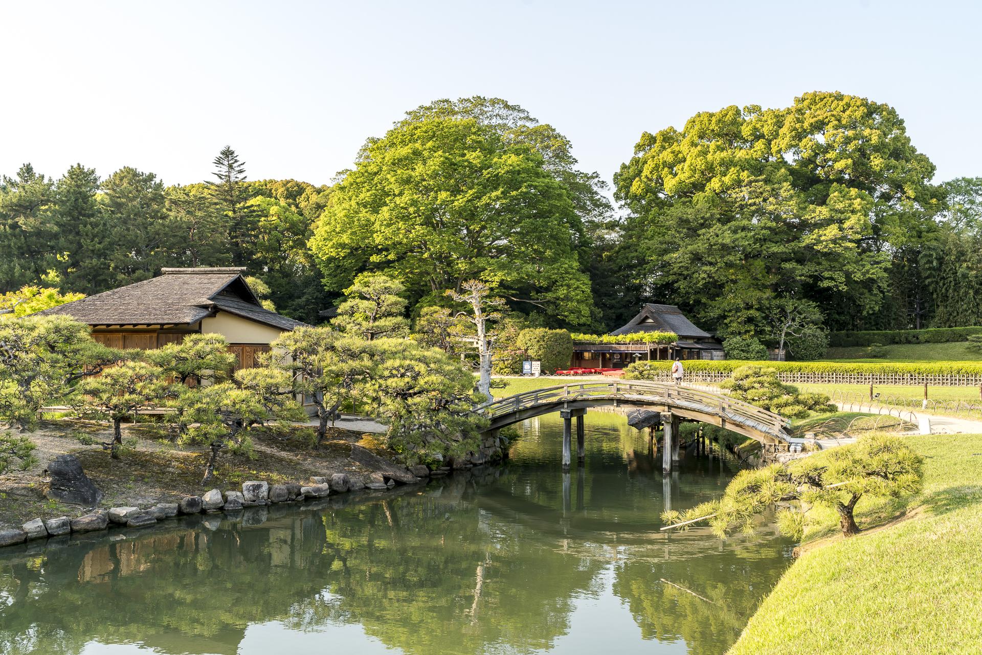 Japanischer Garten Koraku-en