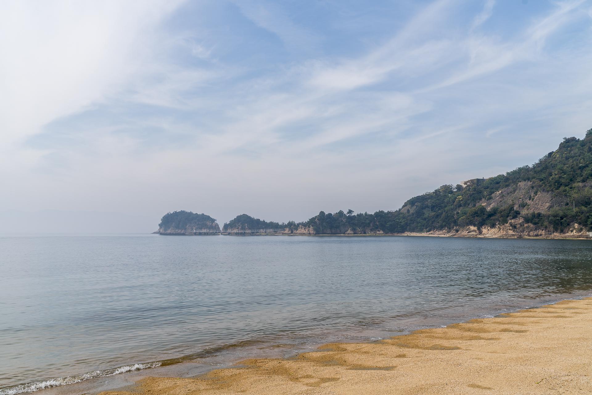 Naoshima Küste